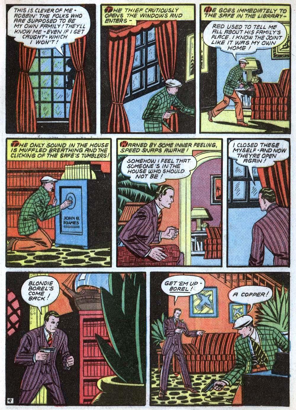 Read online Detective Comics (1937) comic -  Issue #43 - 41