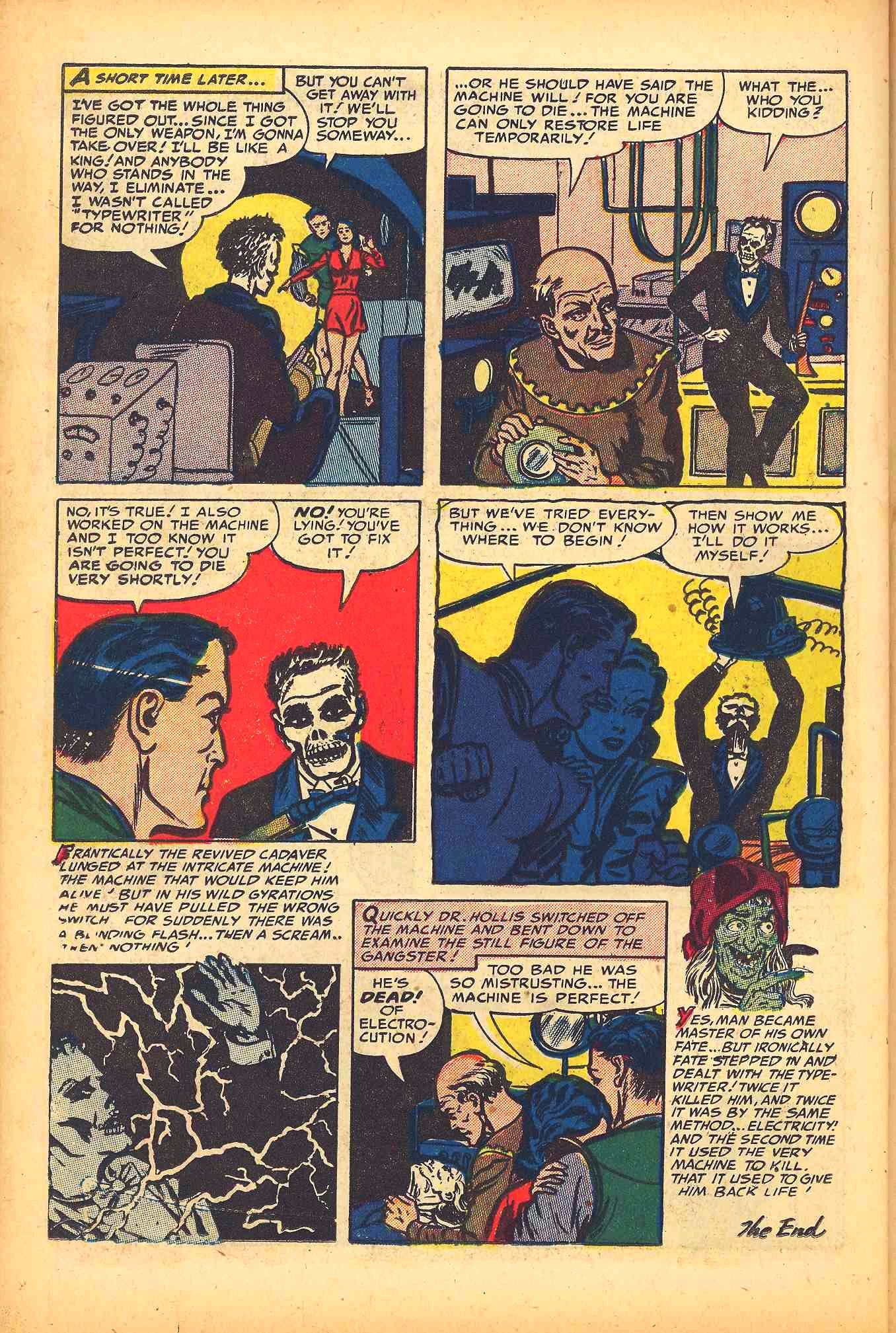 Weird Mysteries (1952) issue 6 - Page 26