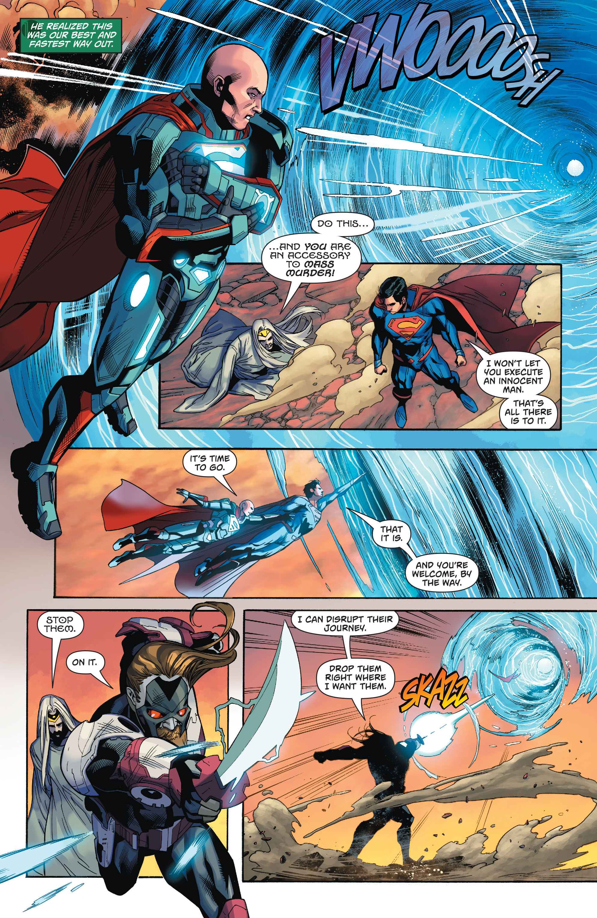 Read online Action Comics (2016) comic -  Issue #971 - 12