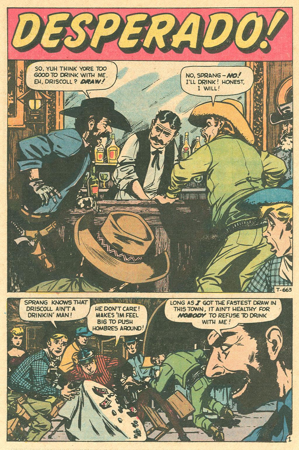 Read online Two-Gun Kid comic -  Issue #97 - 16
