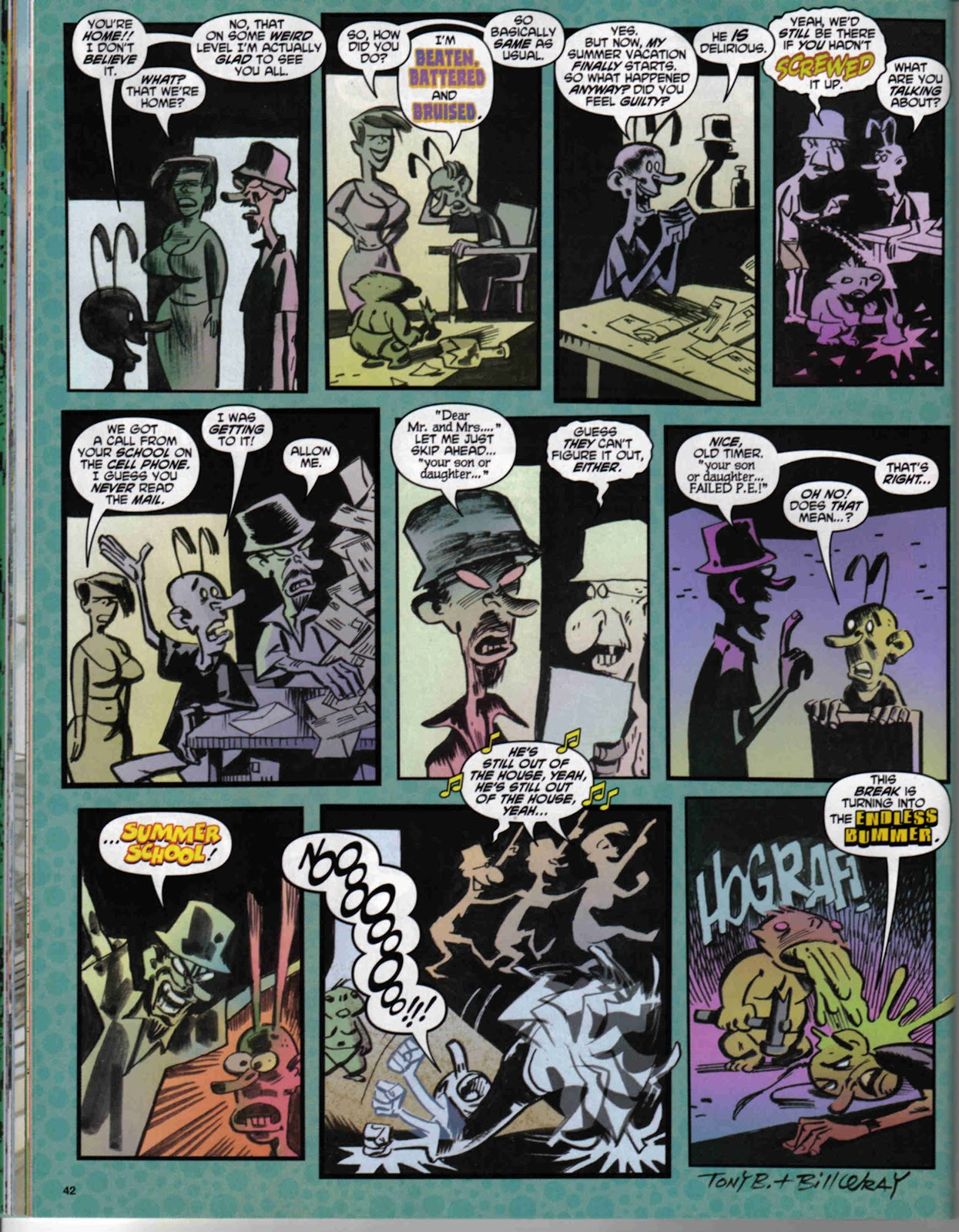 MAD issue 456 - Page 34