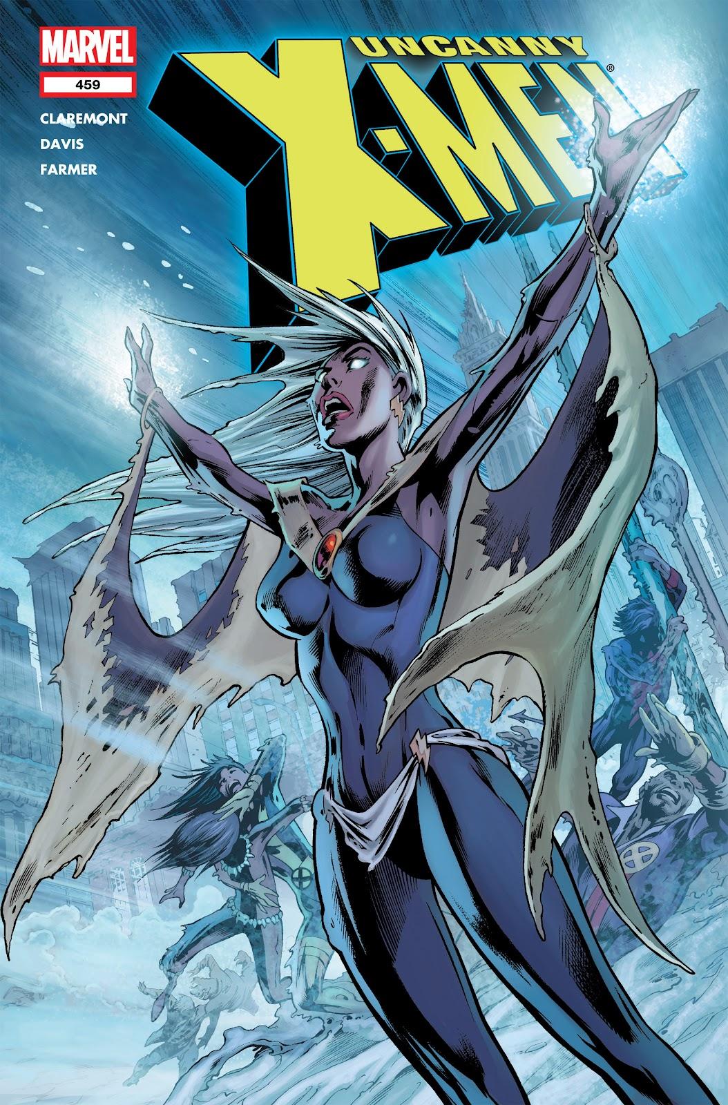 Uncanny X-Men (1963) issue 459 - Page 1