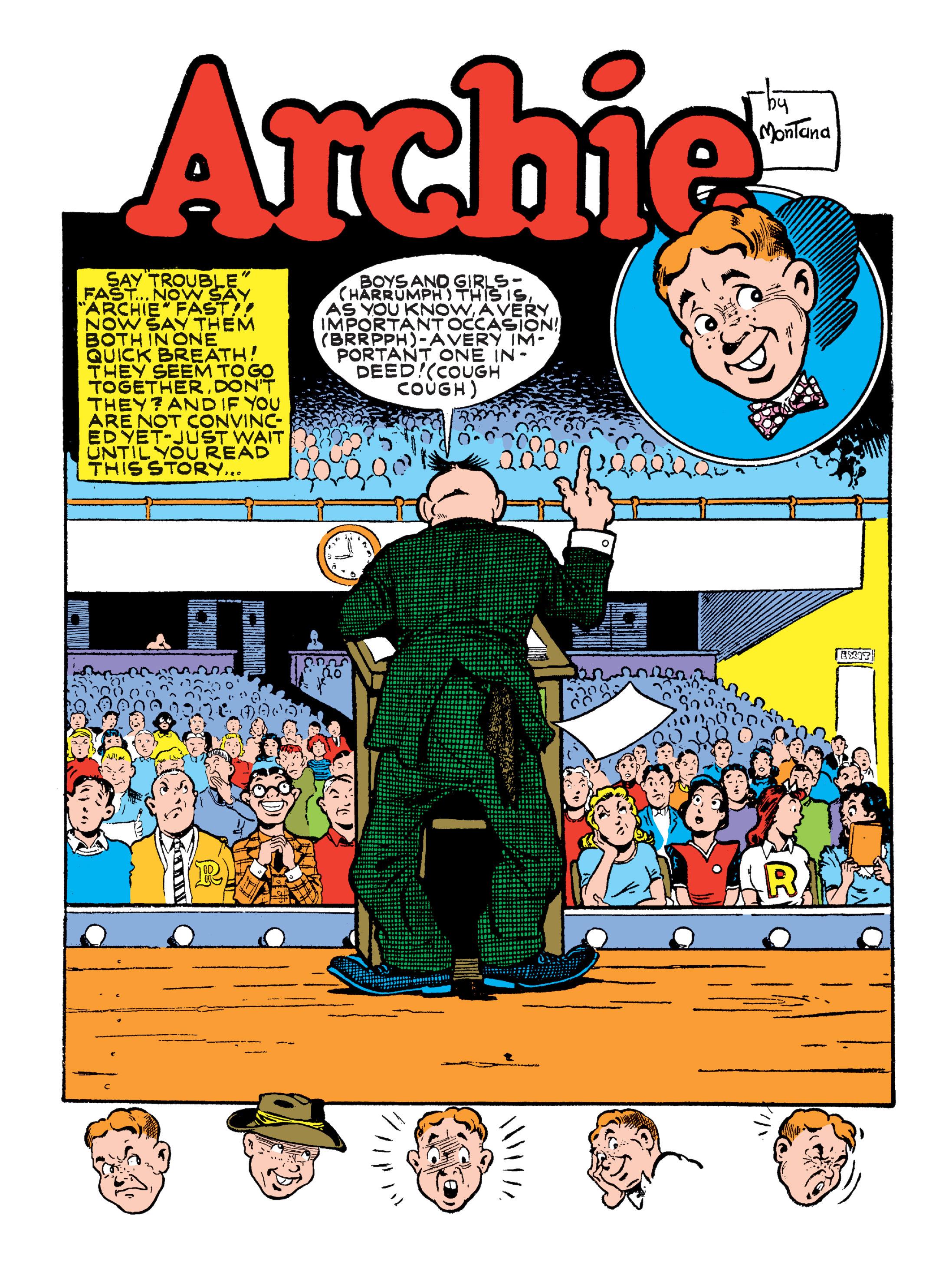 Read online Archie 1000 Page Comics Bonanza comic -  Issue #2 (Part 1) - 110