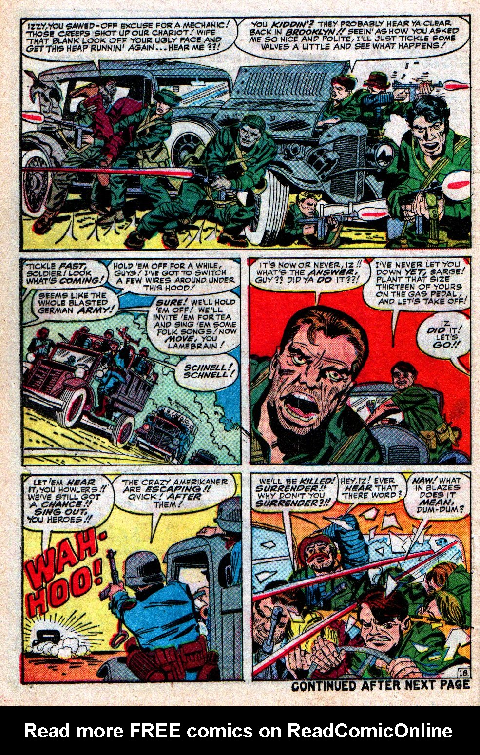Read online Sgt. Fury comic -  Issue #4 - 24