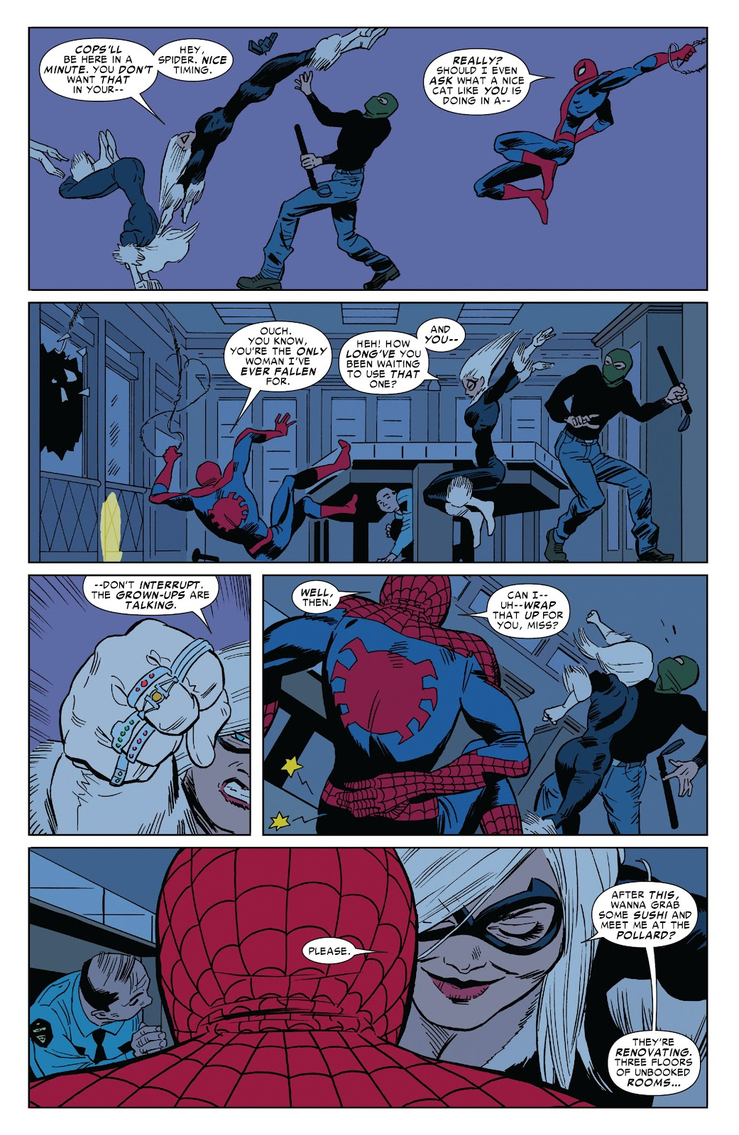 Amazing Spider-Man Presents: Black Cat Issue #1 #1 - English 5