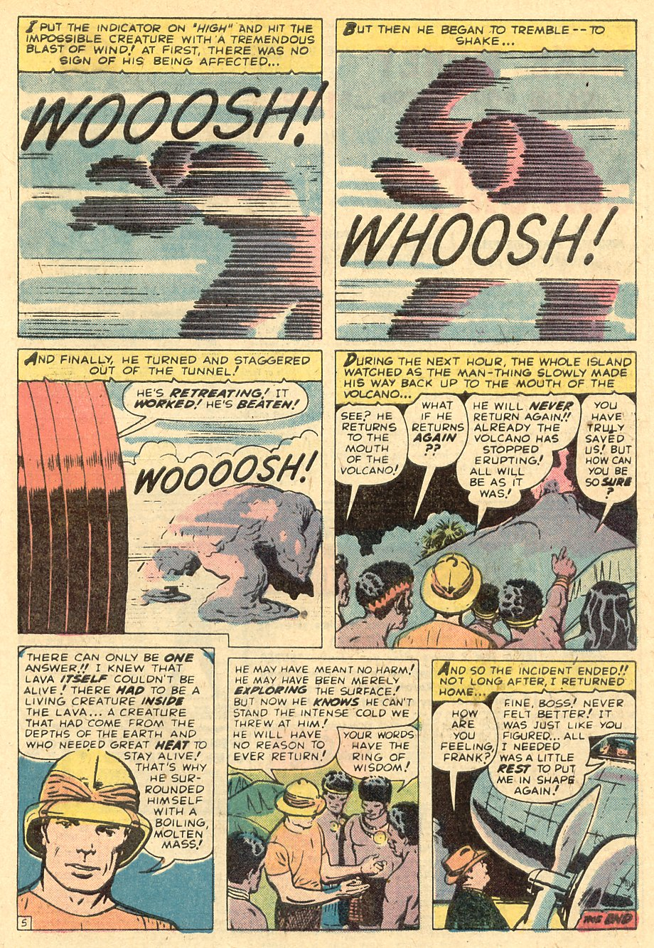 Journey Into Mystery (1972) issue 15 - Page 9