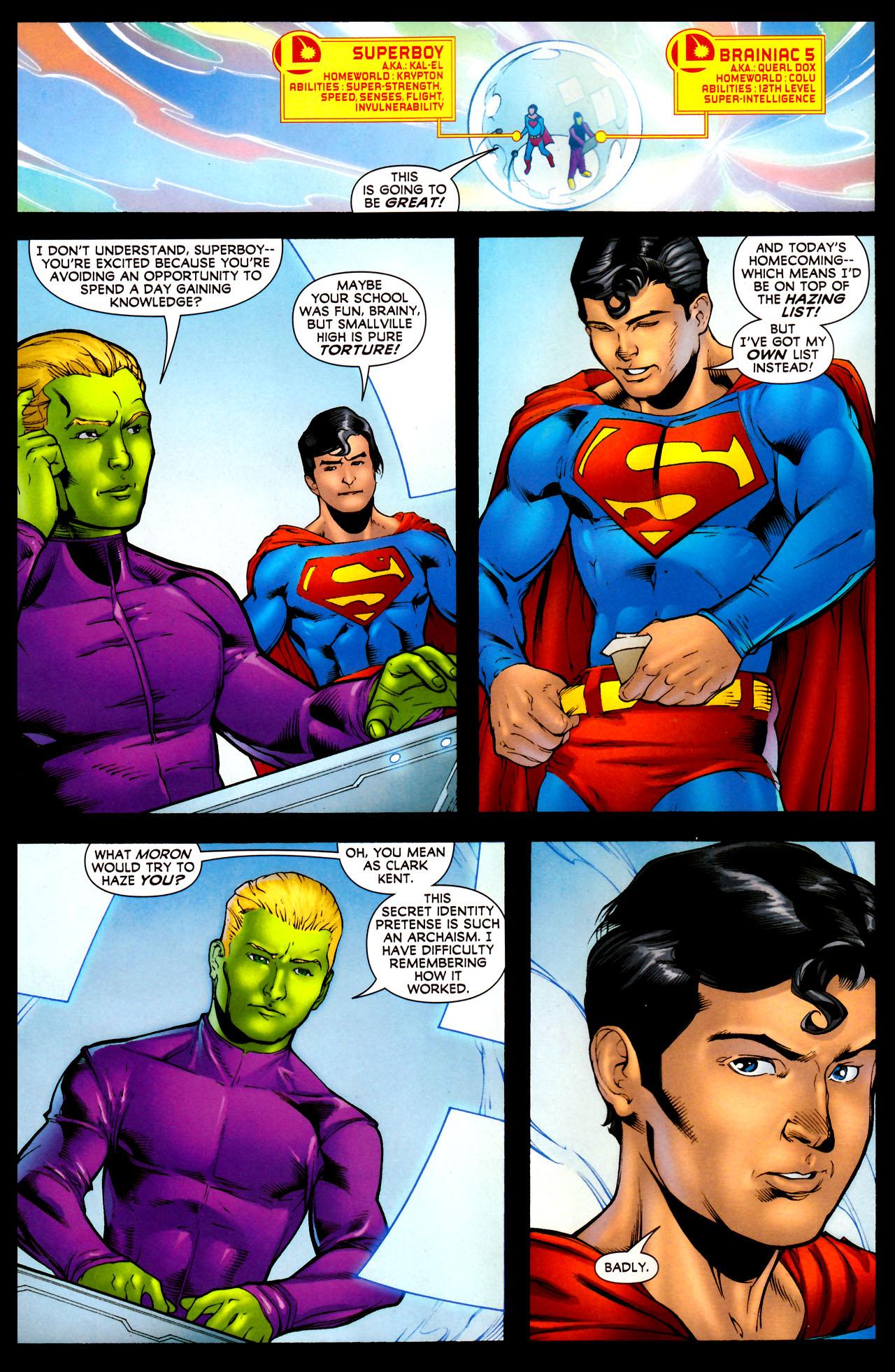Read online Adventure Comics (2009) comic -  Issue #12 - 3