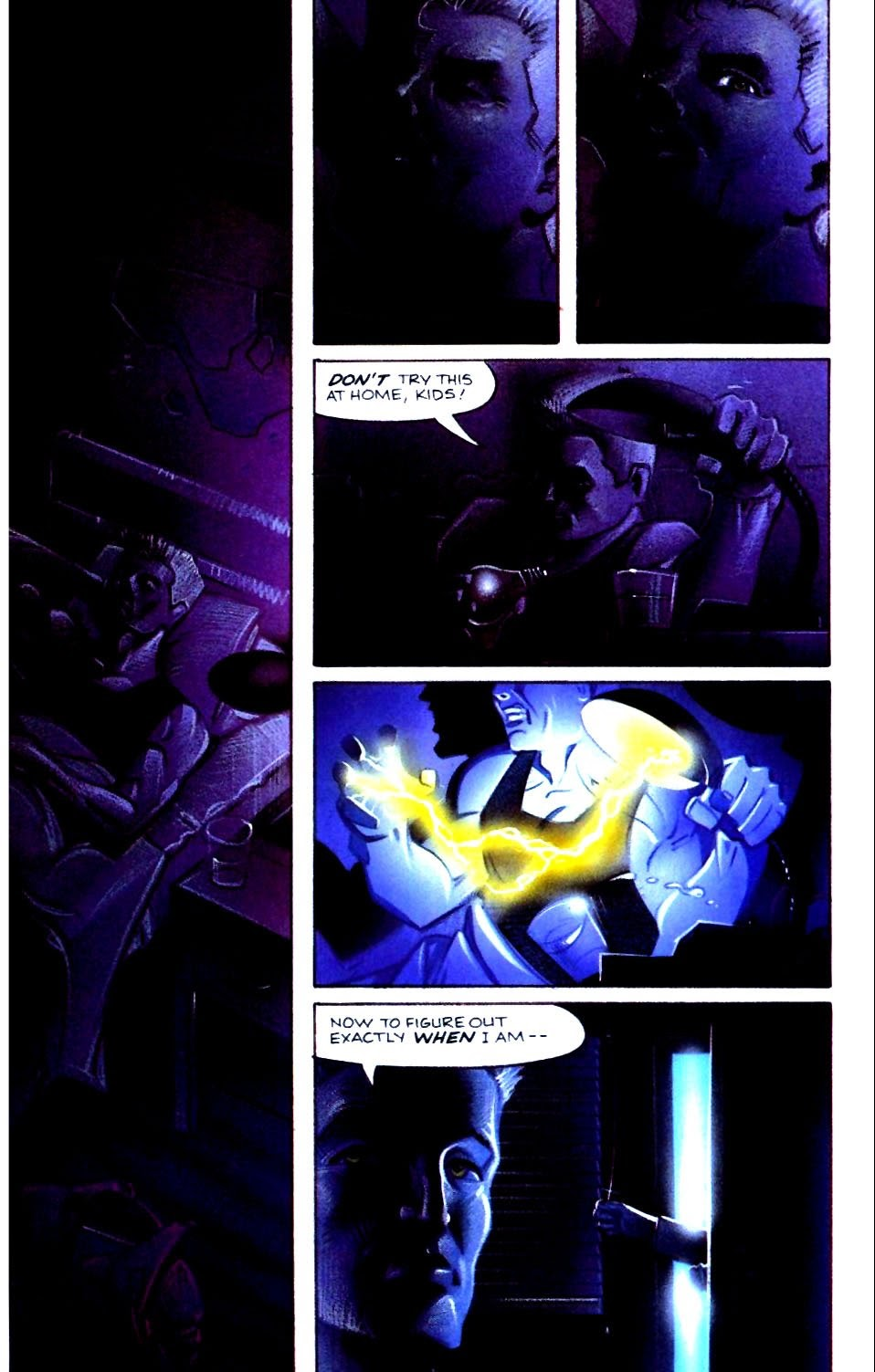 Tempus Fugitive issue 2 - Page 8