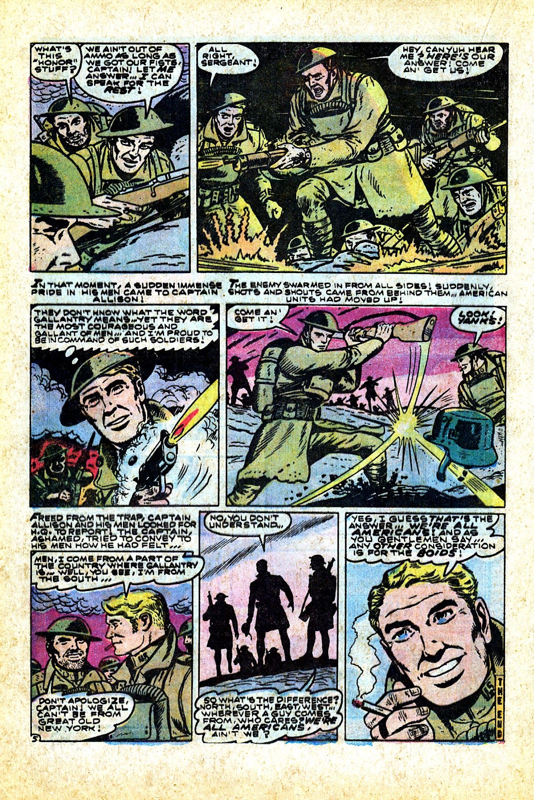 War Is Hell (1973) issue 4 - Page 16