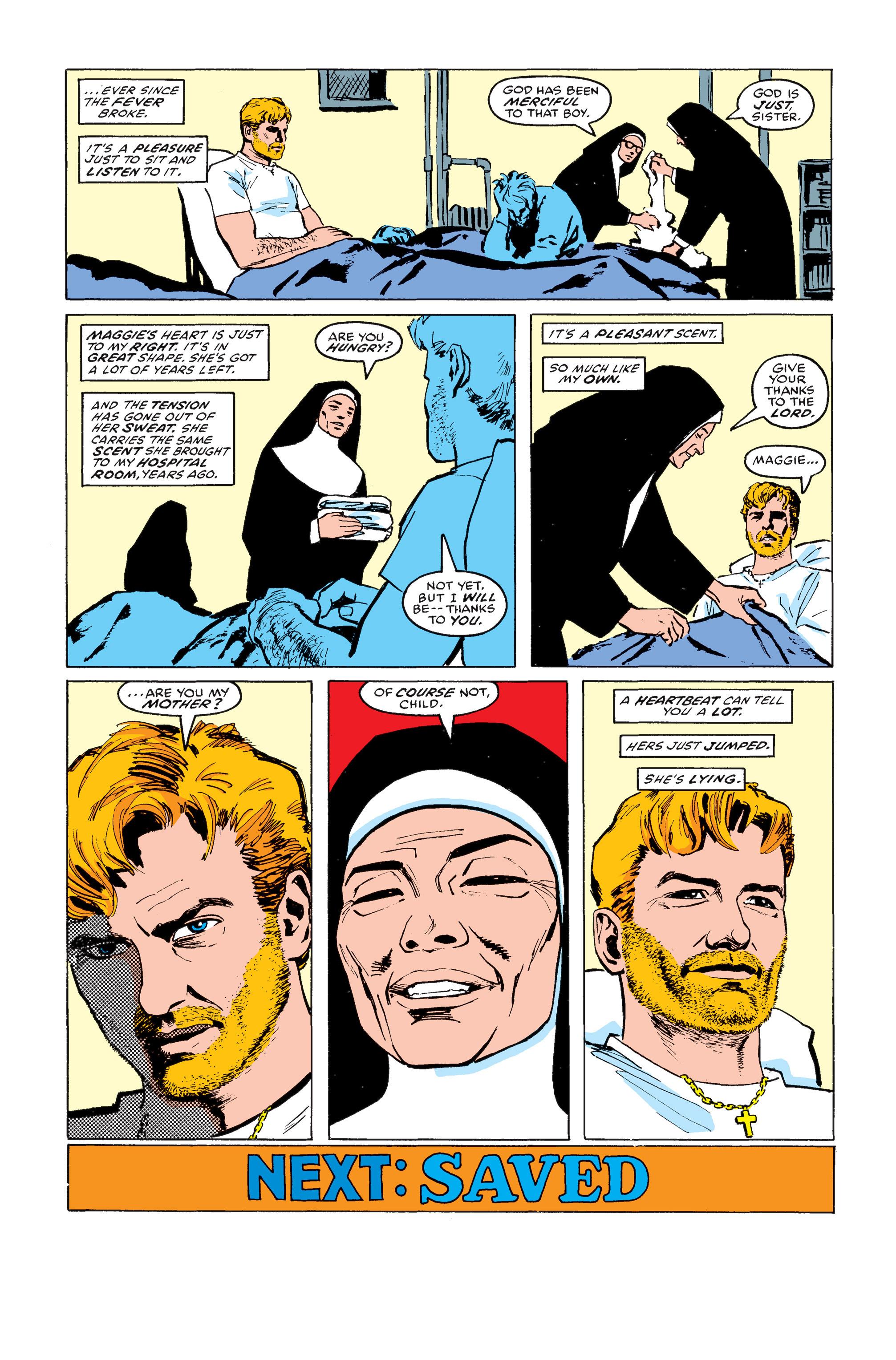 Read online Daredevil: Born Again comic -  Issue # Full - 121