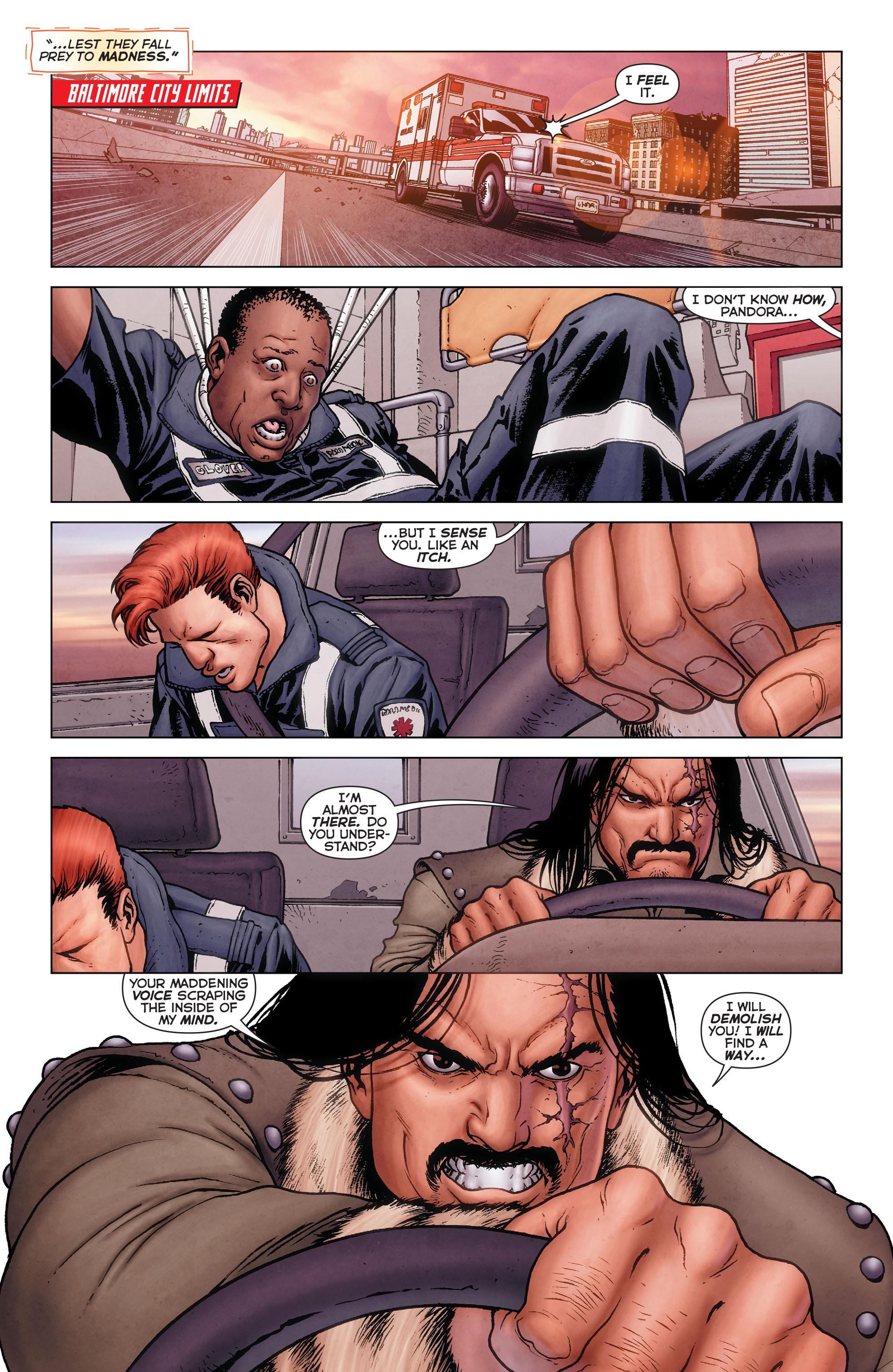 Read online Trinity of Sin: Pandora comic -  Issue #11 - 6