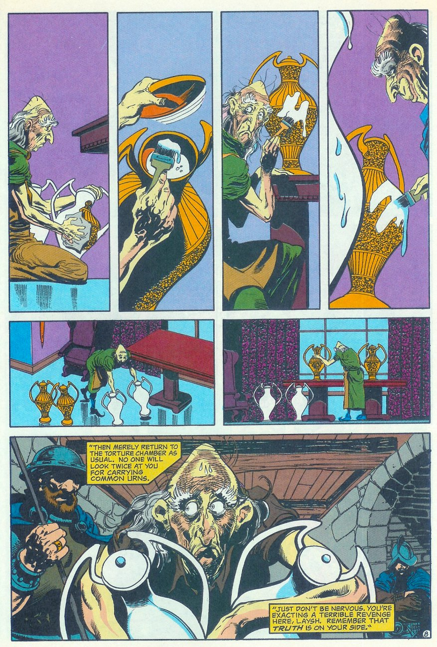 Read online Advanced Dungeons & Dragons comic -  Issue #Advanced Dungeons & Dragons _Annual - 36
