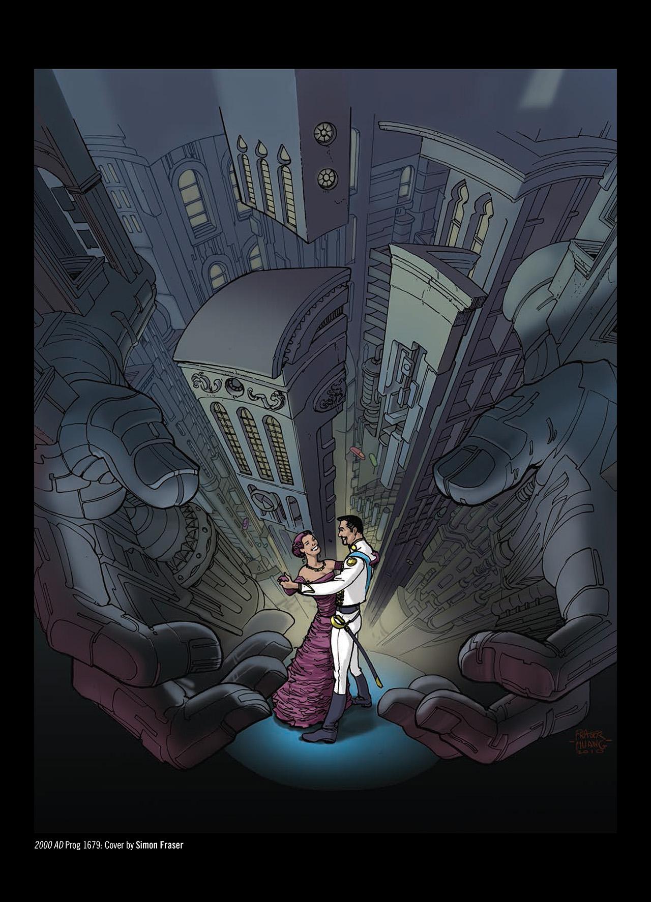 Read online Nikolai Dante comic -  Issue # TPB 10 - 187