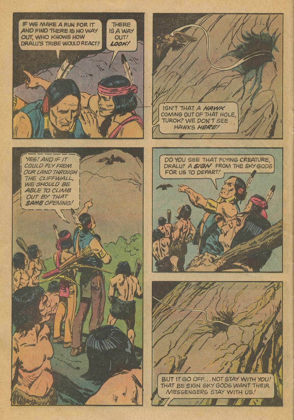 Read online Turok, Son of Stone comic -  Issue #126 - 12