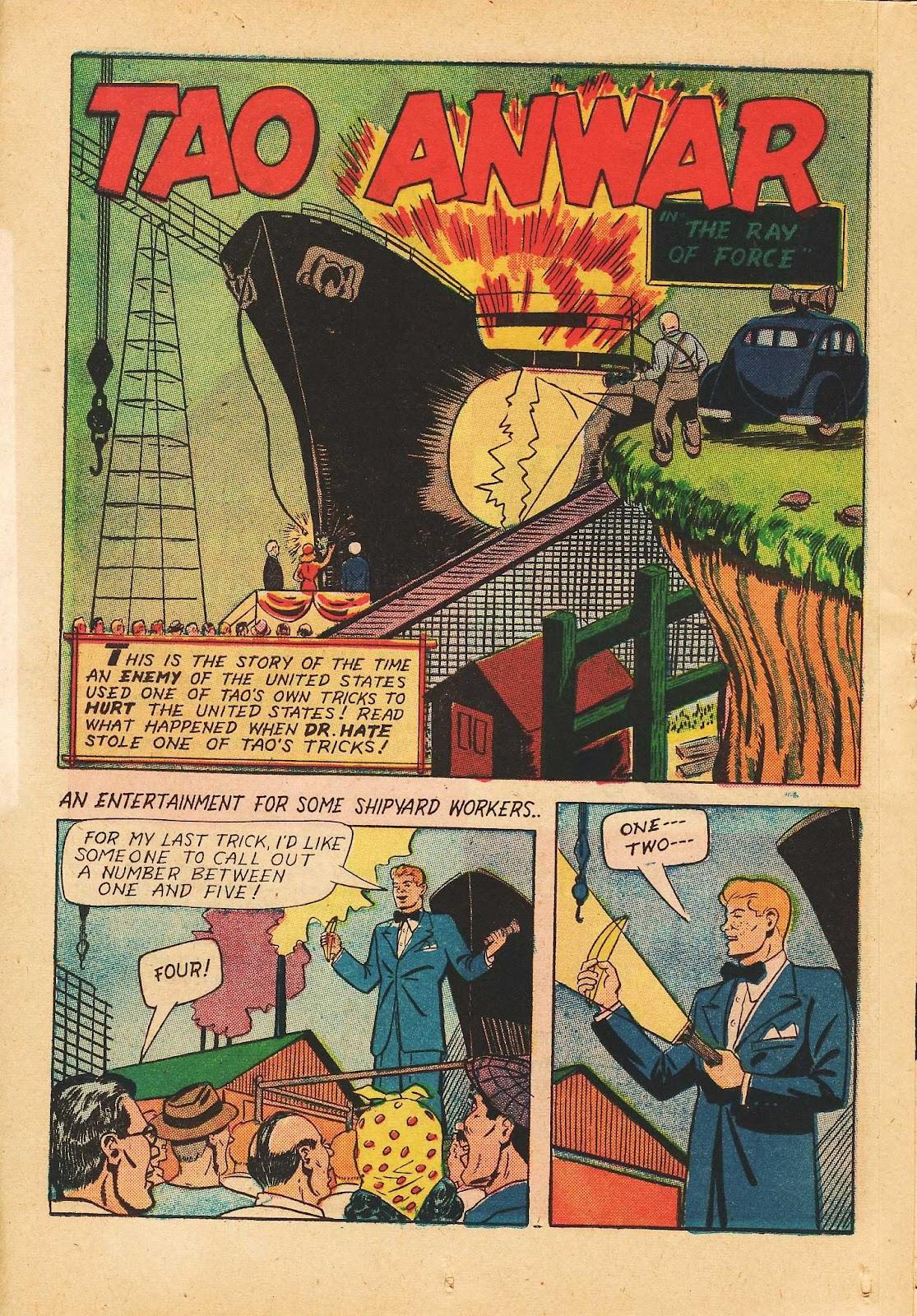 Super-Magician Comics issue 22 - Page 32