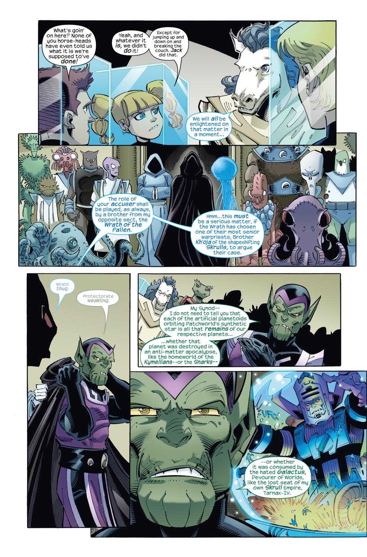 Read online Skrulls vs. Power Pack comic -  Issue #1 - 14