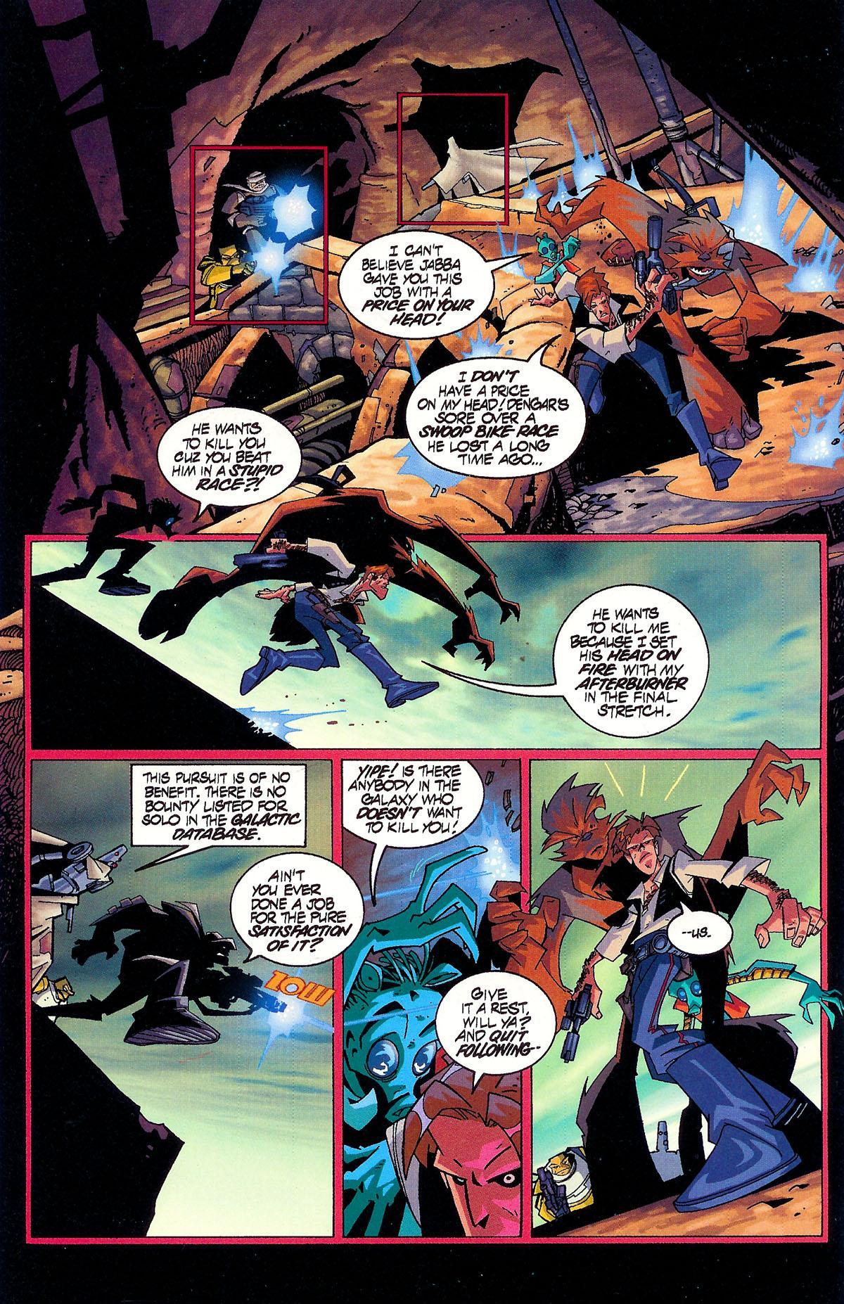 Read online Star Wars Omnibus comic -  Issue # Vol. 12 - 135