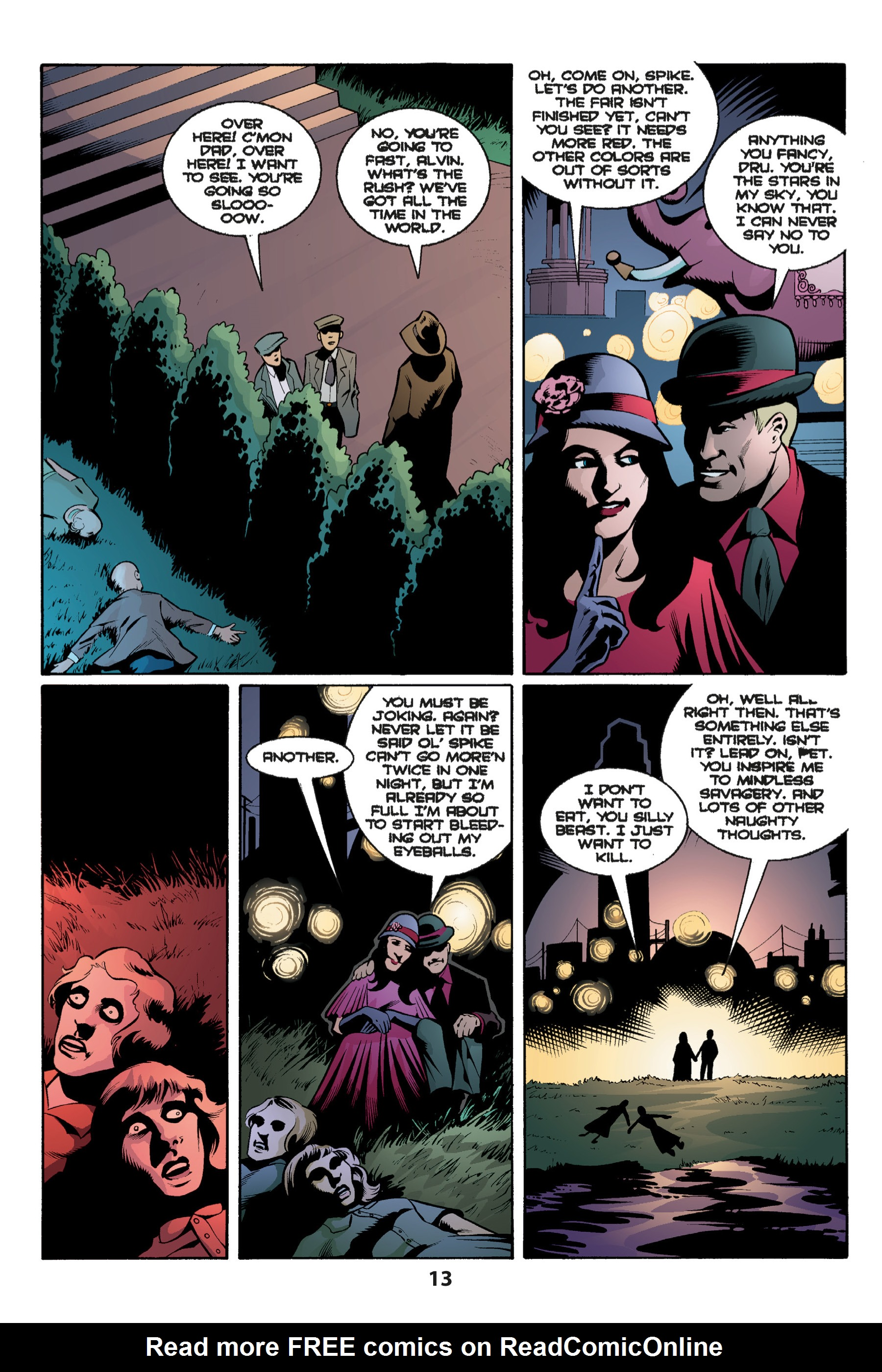 Read online Buffy the Vampire Slayer: Omnibus comic -  Issue # TPB 1 - 15