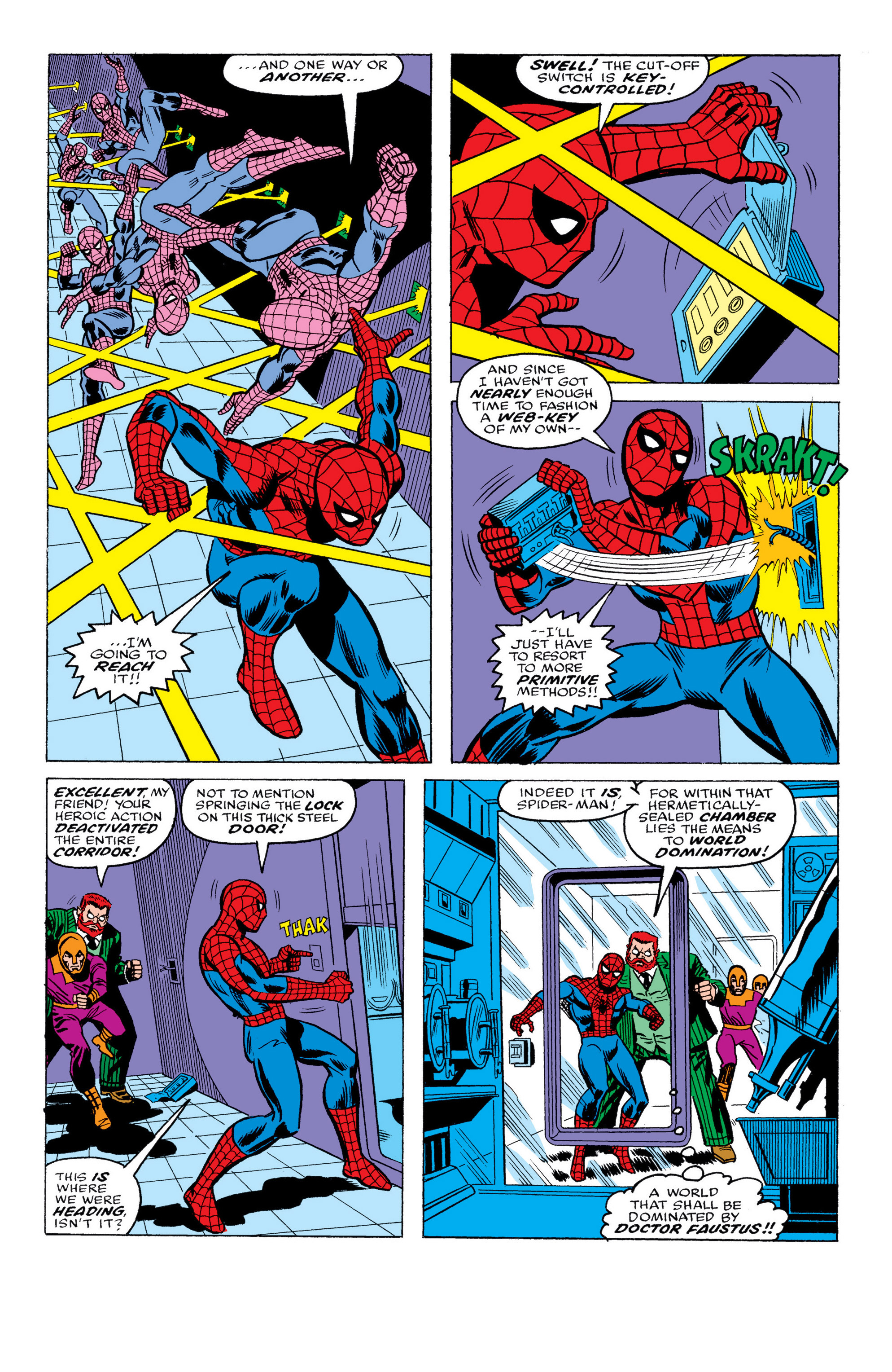 The Amazing Spider-Man (1963) 170 Page 9