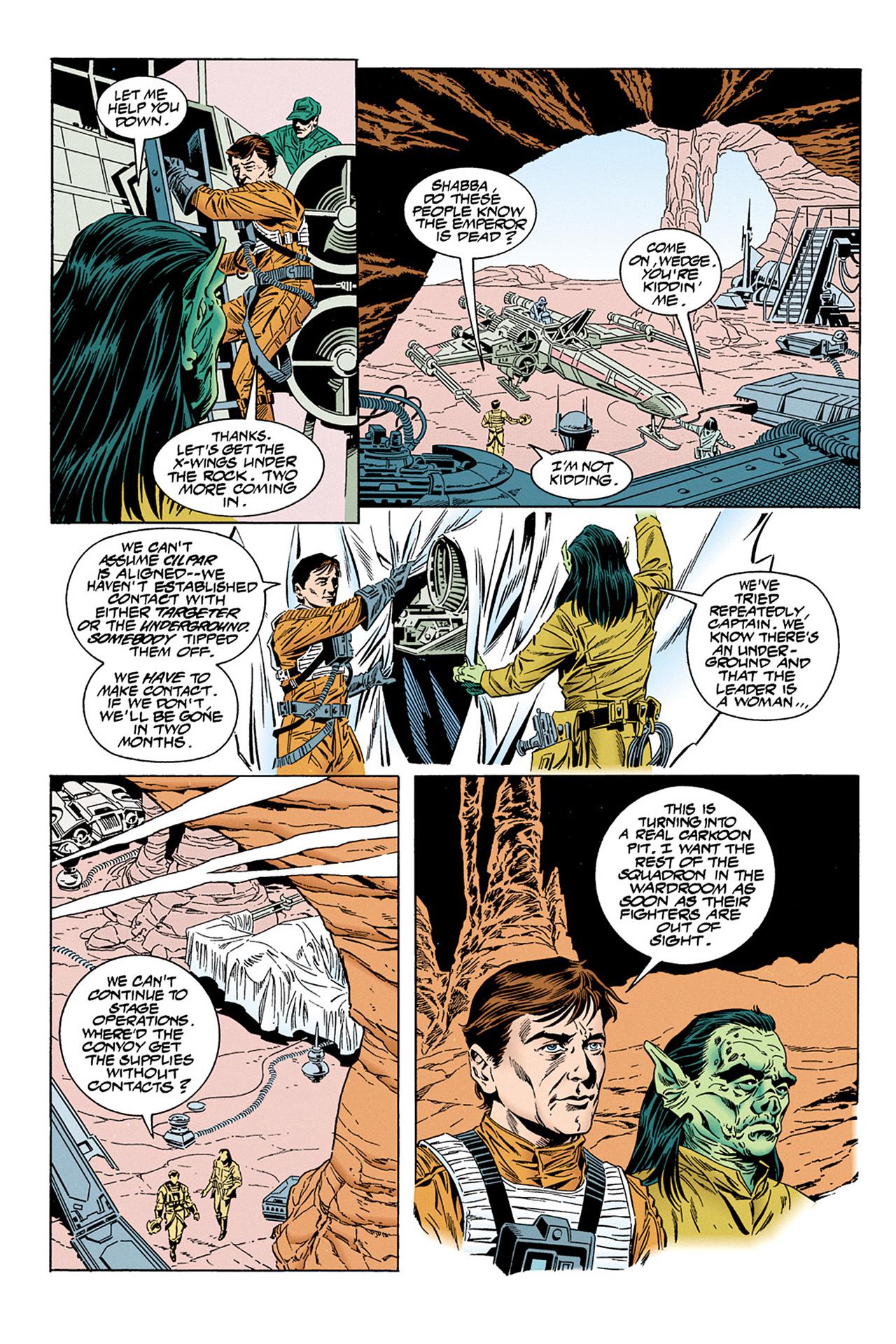 Read online Star Wars Omnibus comic -  Issue # Vol. 1 - 80