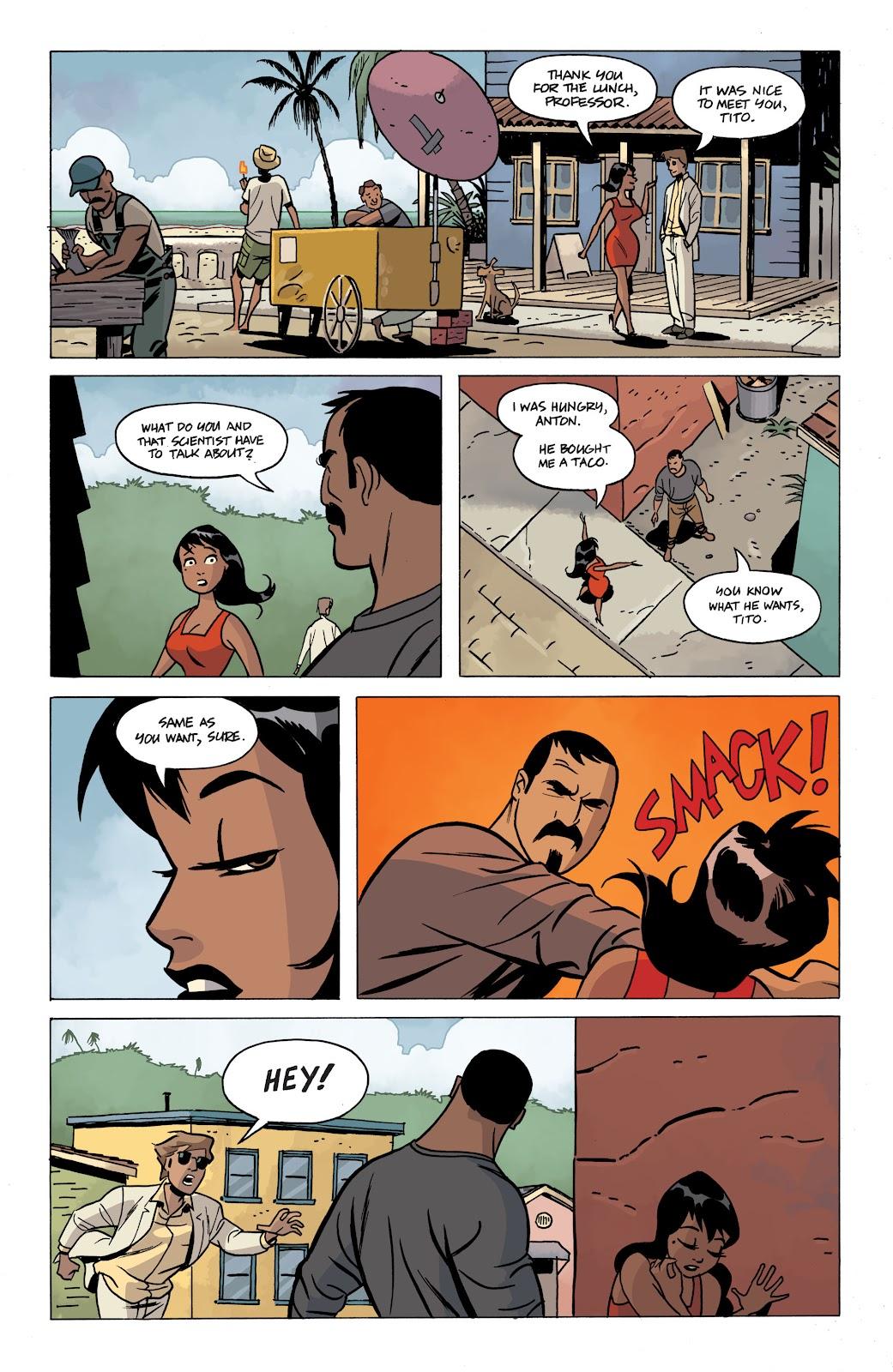 Read online The Twilight Children comic -  Issue #2 - 12