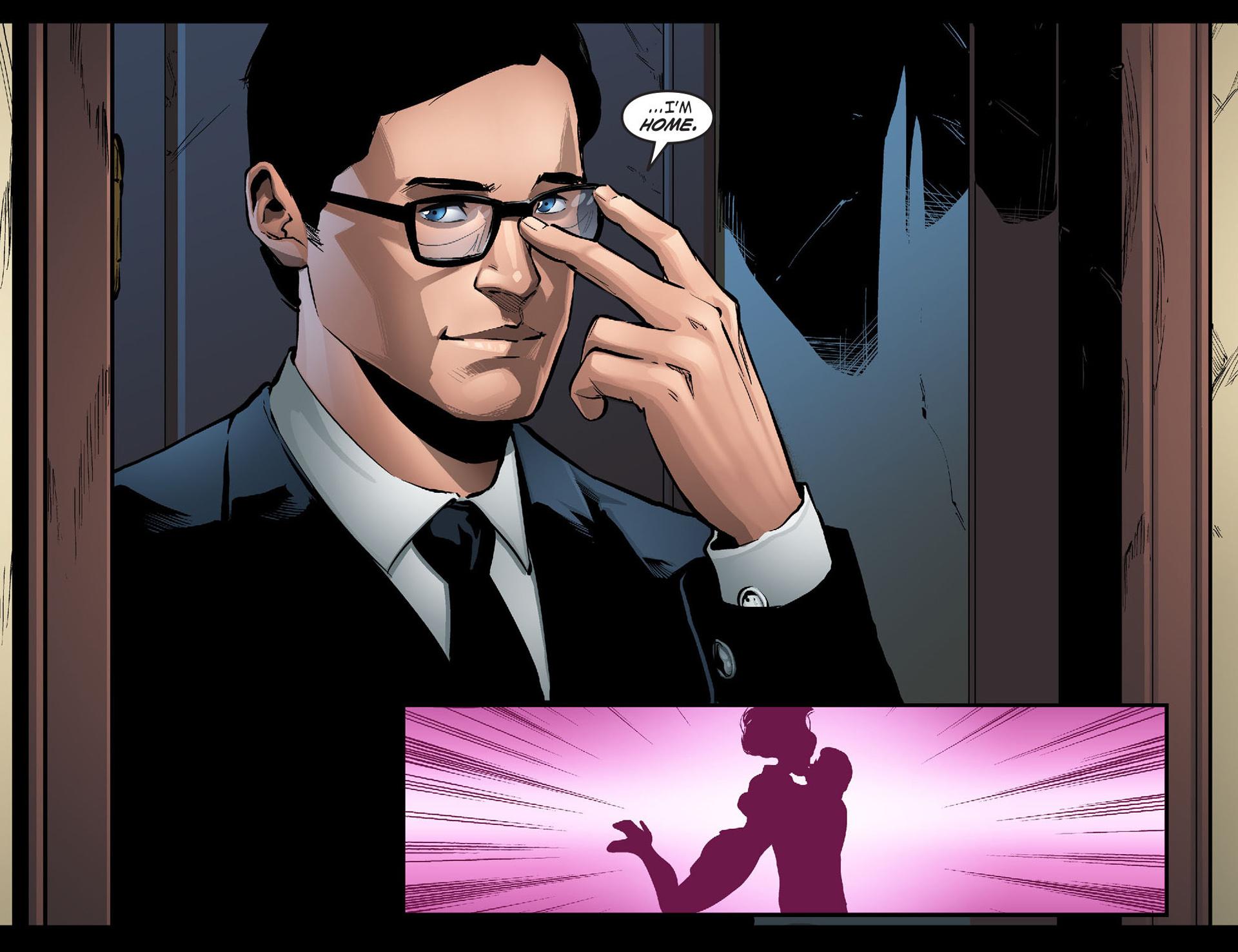 Read online Smallville: Season 11 comic -  Issue #40 - 5