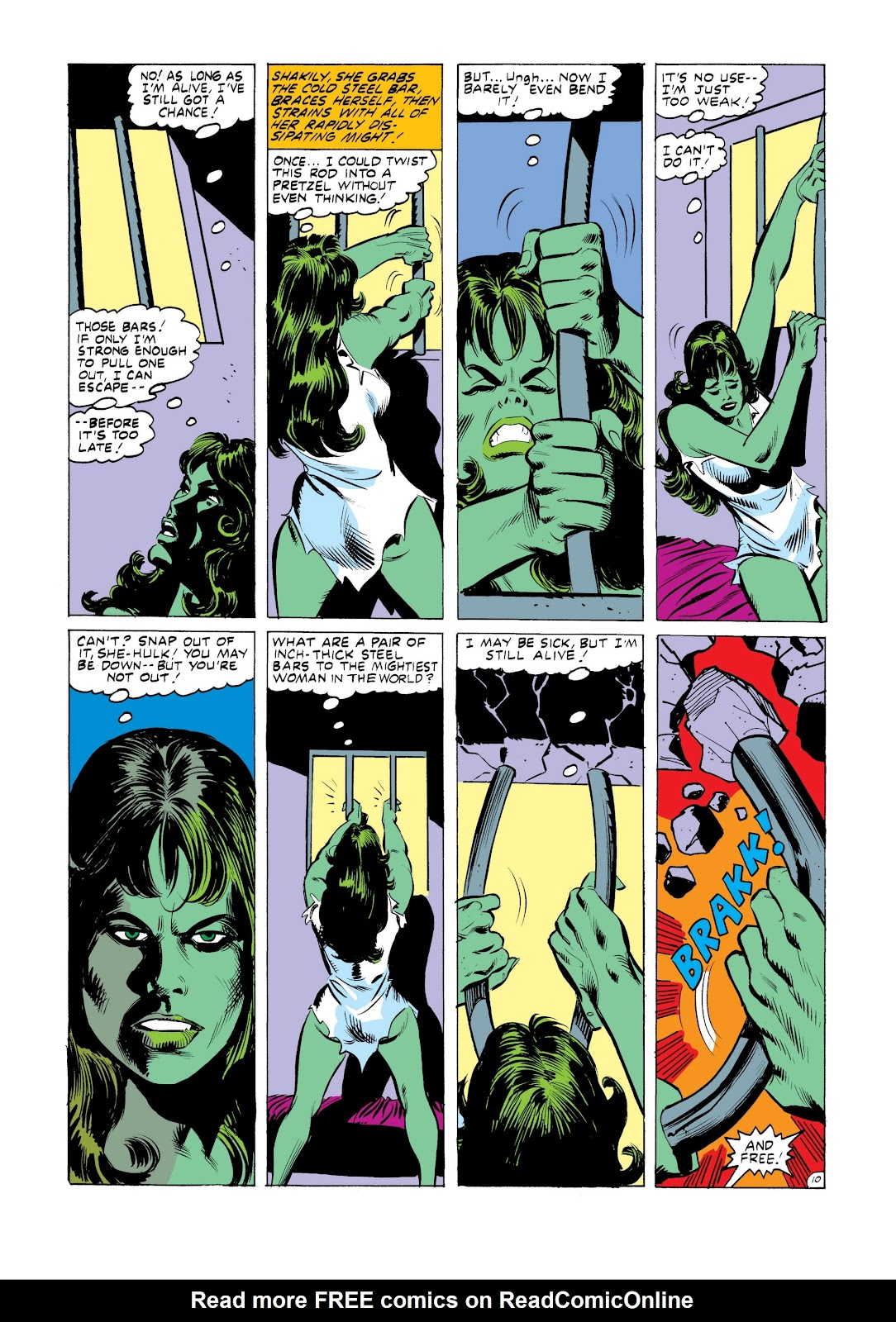 Marvel Masterworks: The Savage She-Hulk issue TPB_1_(Part_3) - Page 5