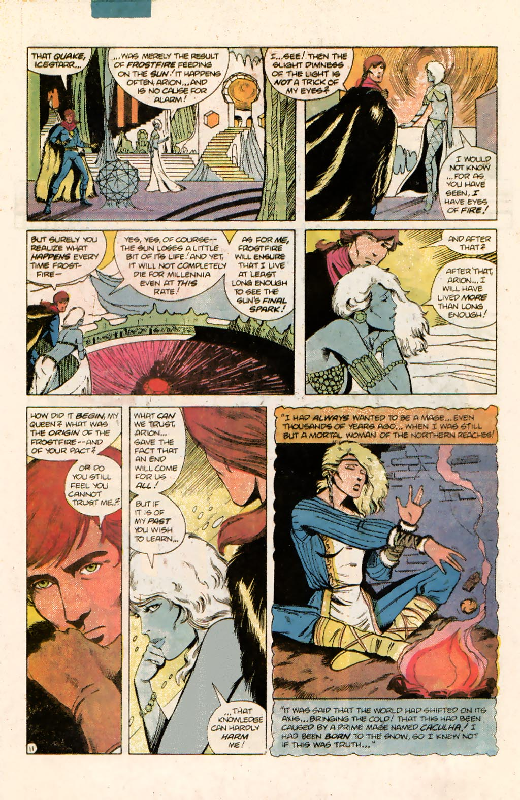 Read online Arion, Lord of Atlantis comic -  Issue #10 - 15