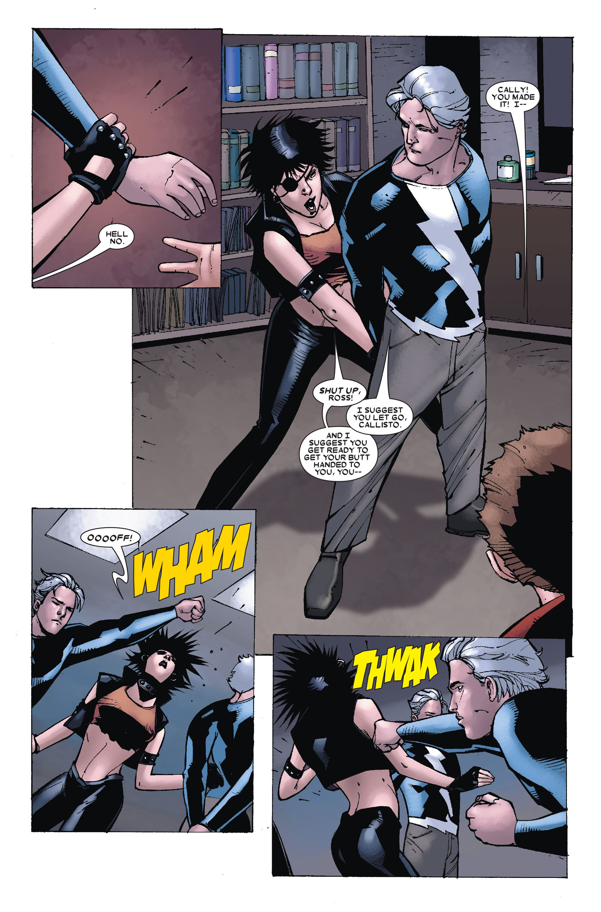 Read online X-Factor (2006) comic -  Issue #18 - 5