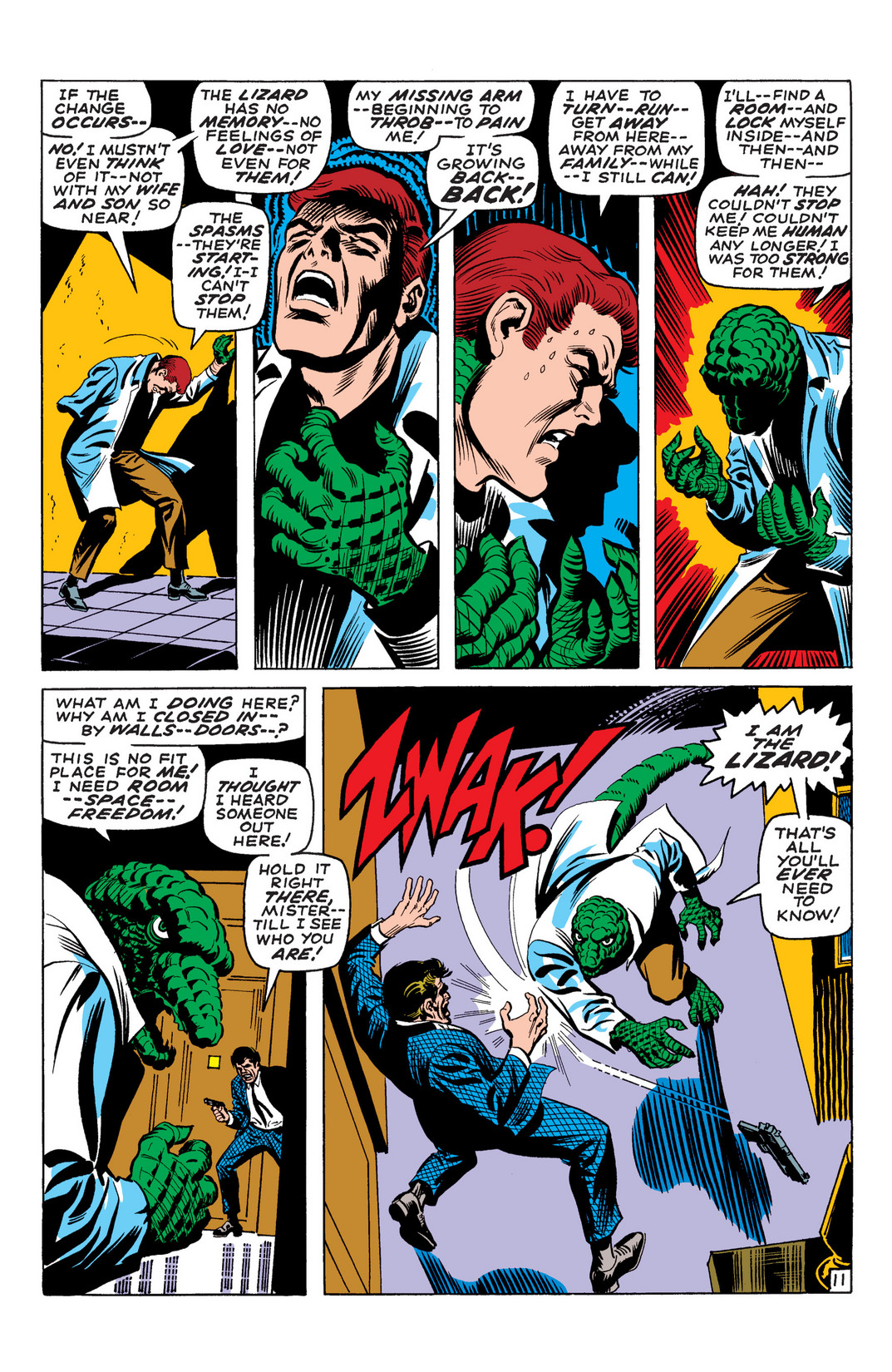 The Amazing Spider-Man (1963) 75 Page 11