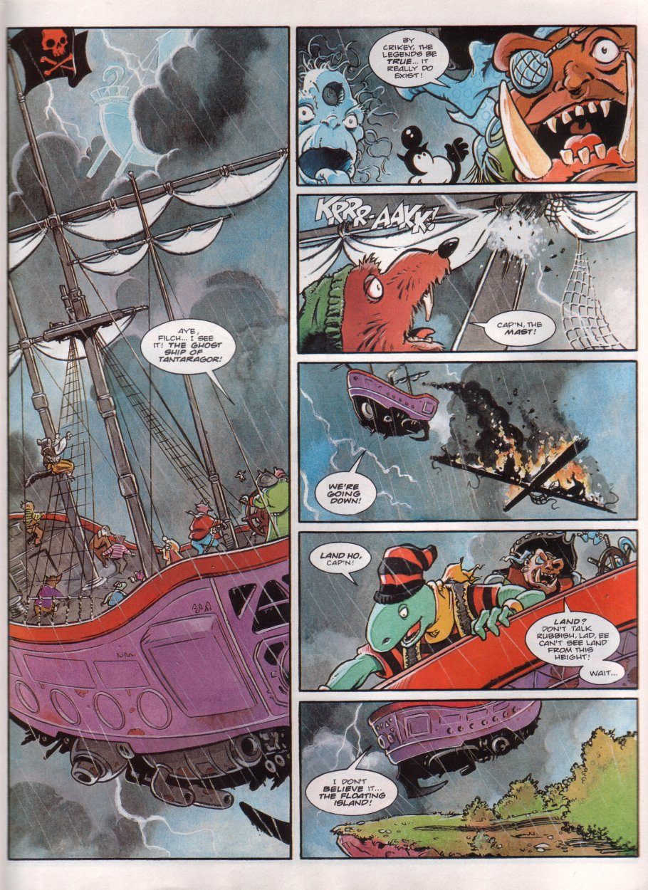 Read online Sonic the Comic comic -  Issue #74 - 13