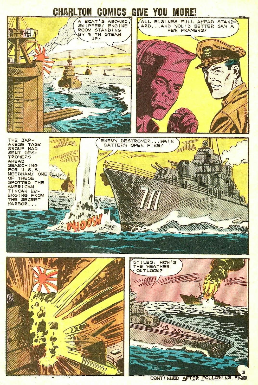 Read online Fightin' Navy comic -  Issue #114 - 5