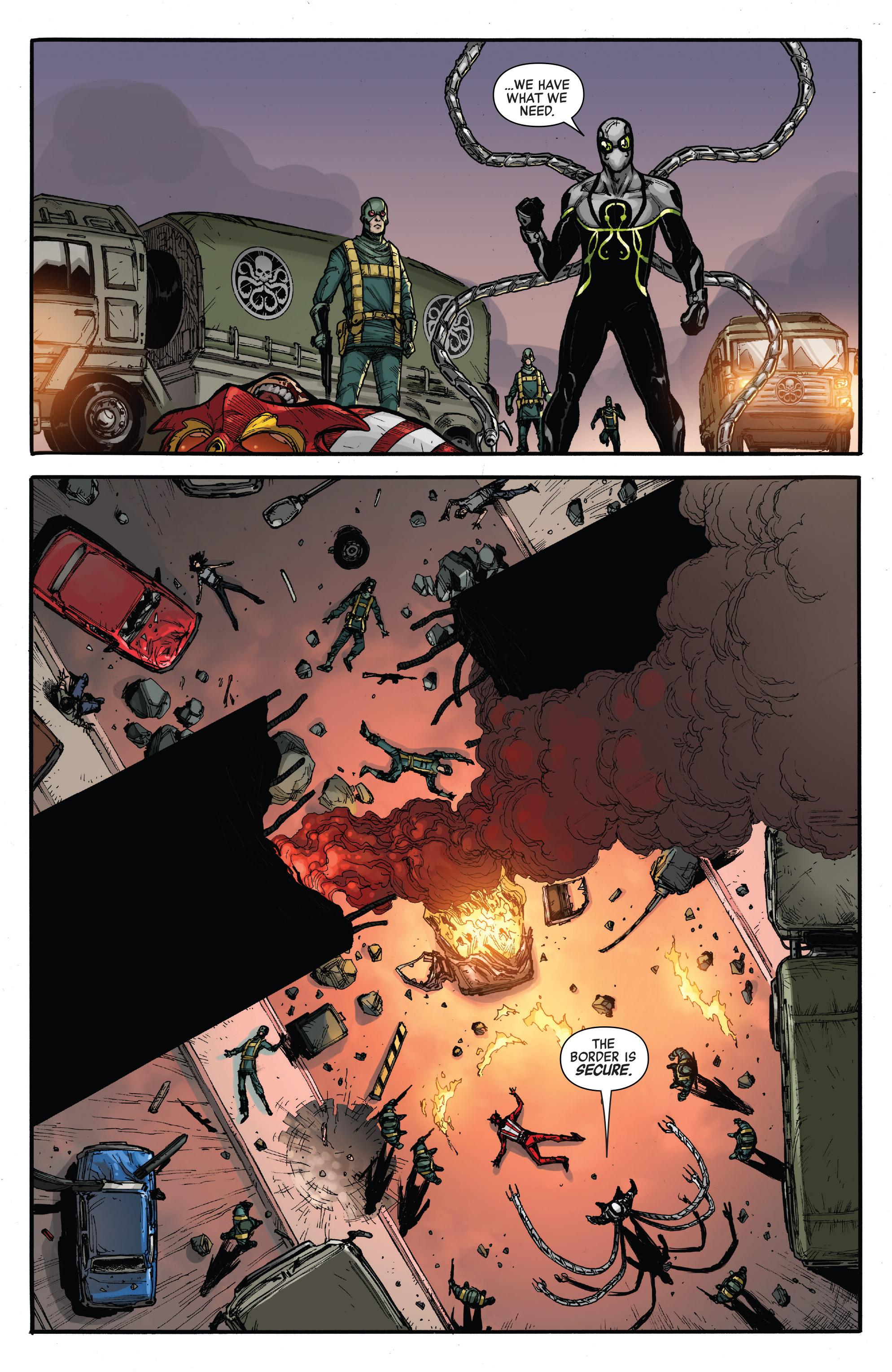 Read online Secret Empire: United comic -  Issue # Full - 10