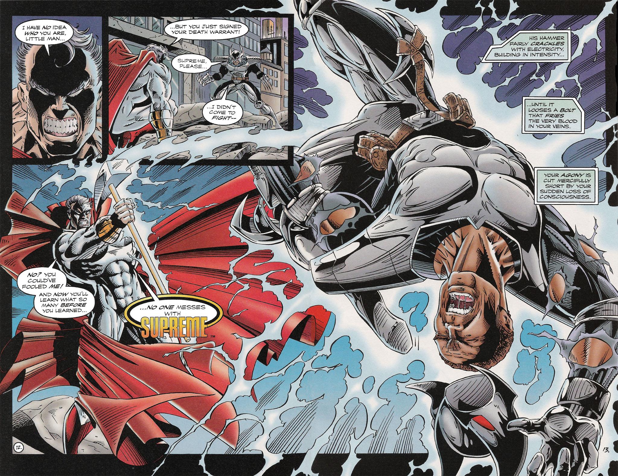 Read online ShadowHawk comic -  Issue #16 - 10