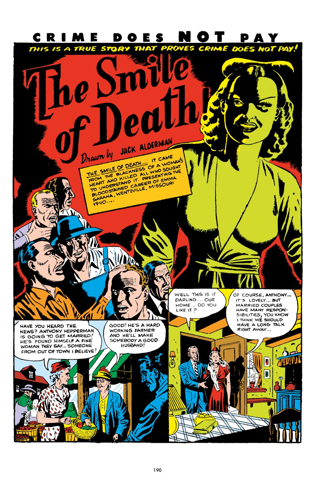 Read online Crime Does Not Pay Archives comic -  Issue # TPB 5 (Part 2) - 90