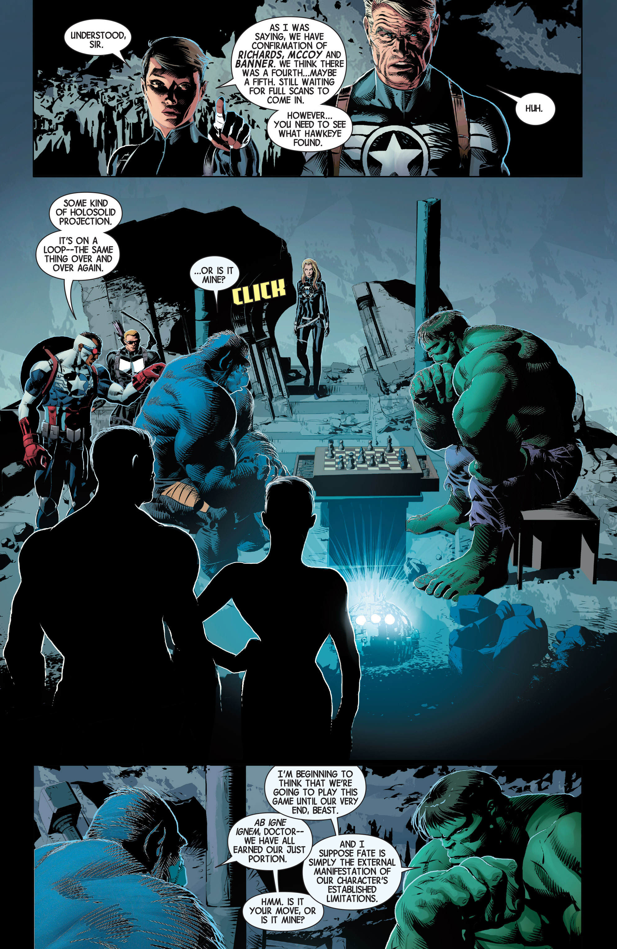 Read online Avengers (2013) comic -  Issue #37 - 11
