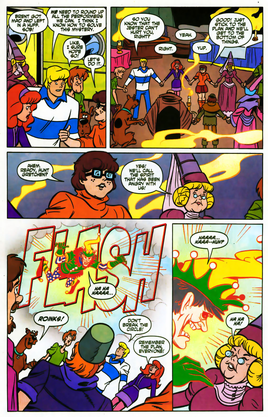 Read online Scooby-Doo (1997) comic -  Issue #87 - 22