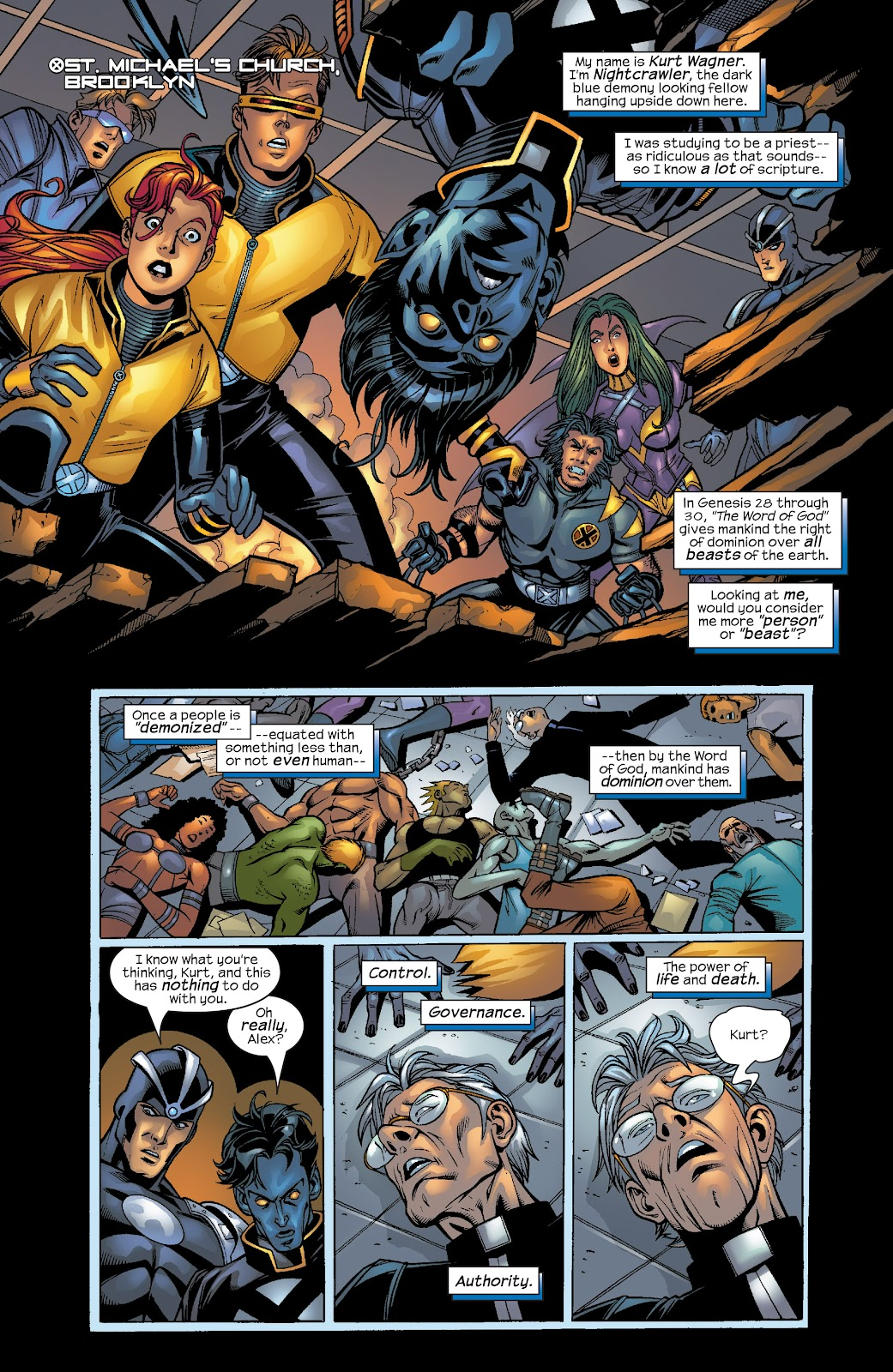Read online X-Men: Unstoppable comic -  Issue # TPB (Part 4) - 95