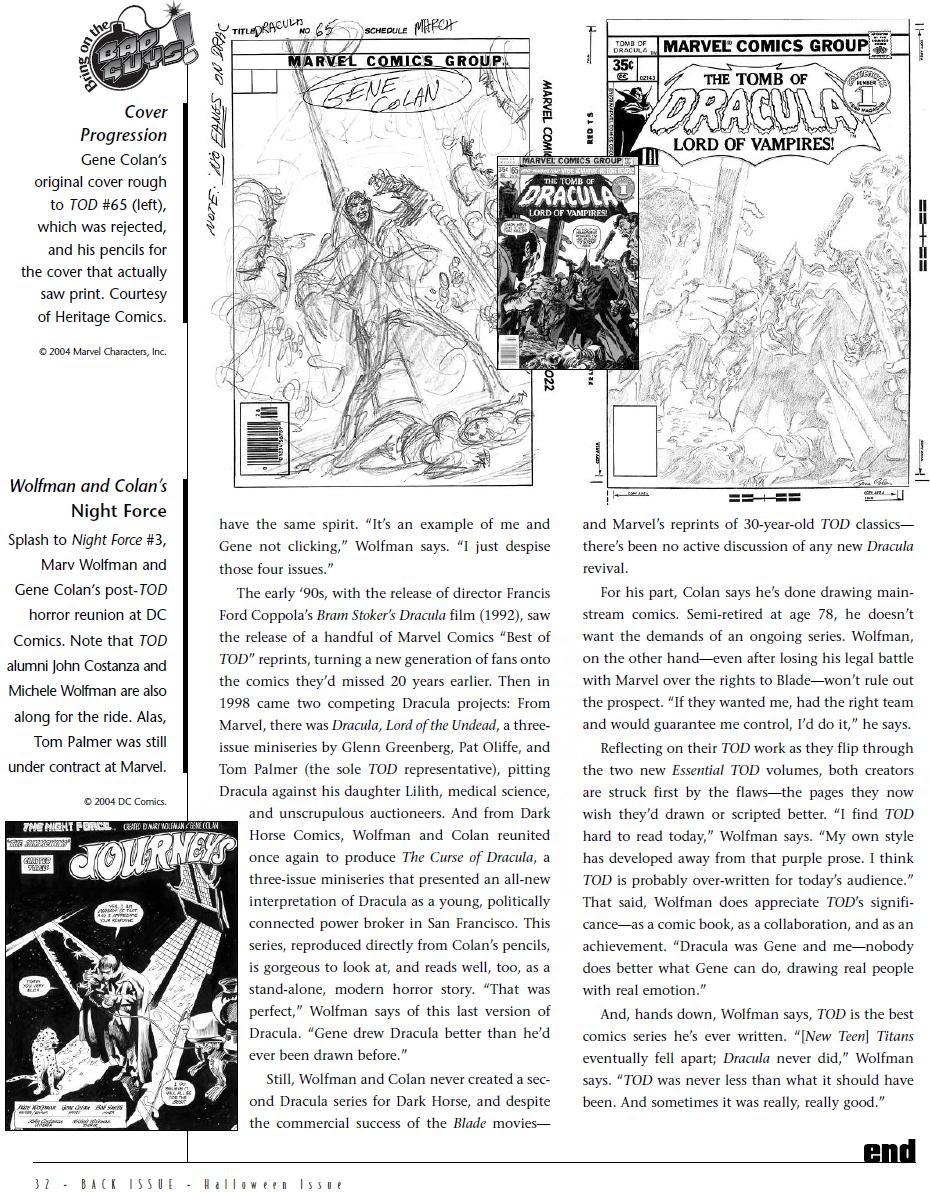 Back Issue issue 6 - Page 33