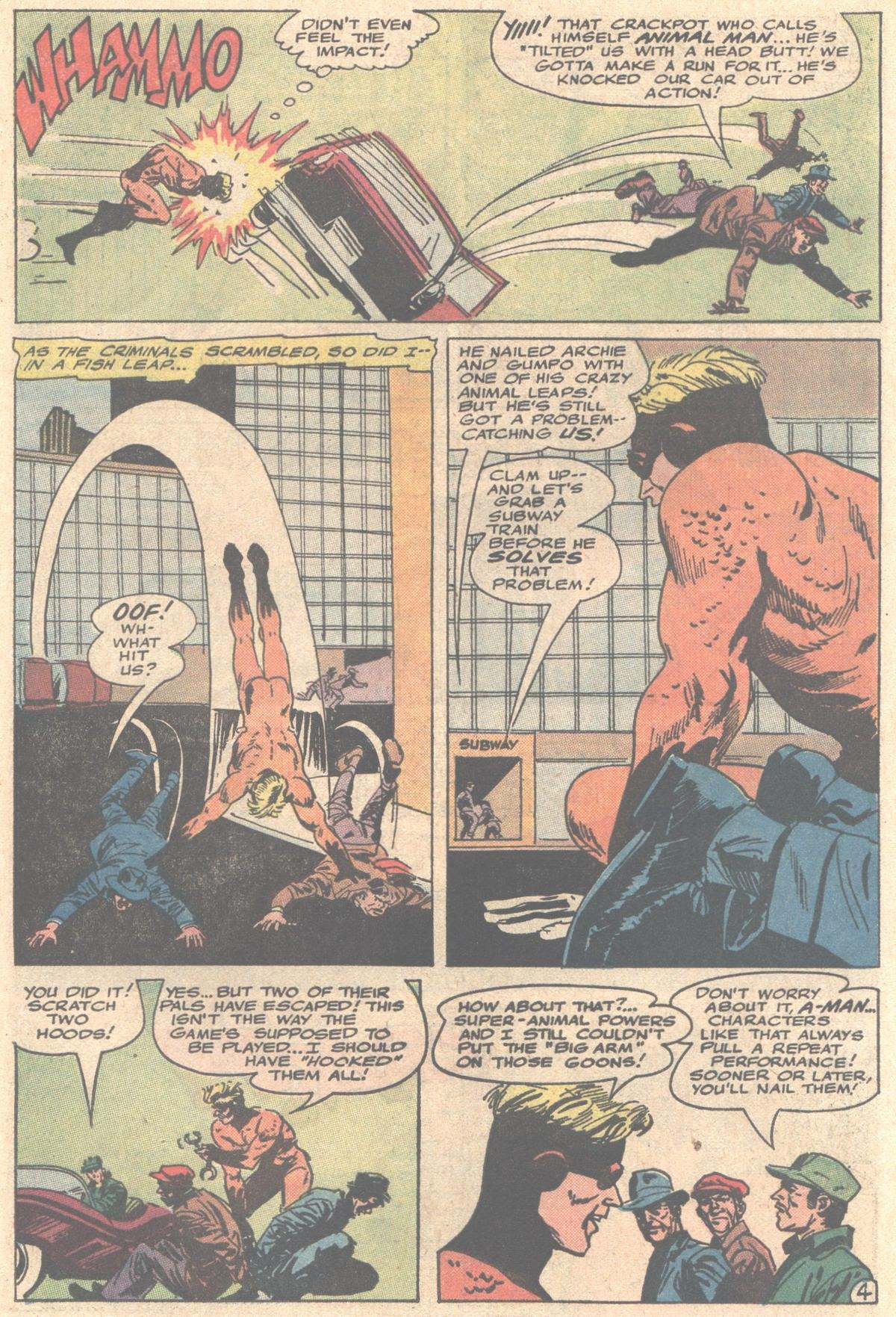 Read online Adventure Comics (1938) comic -  Issue #420 - 19