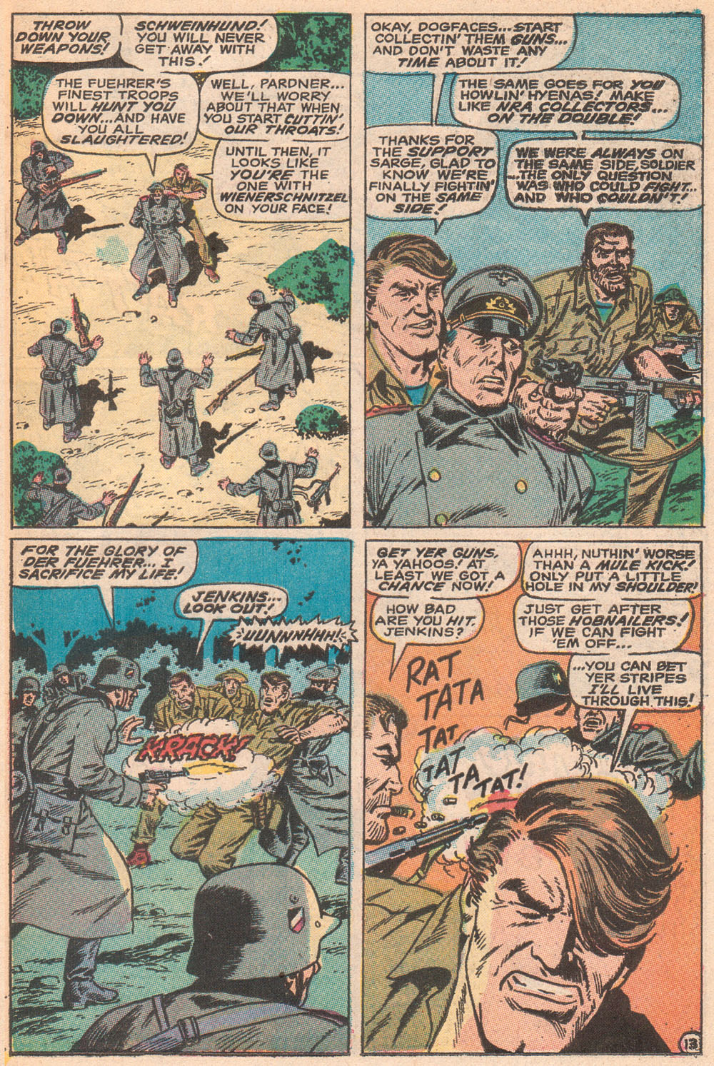 Read online Sgt. Fury comic -  Issue #70 - 19