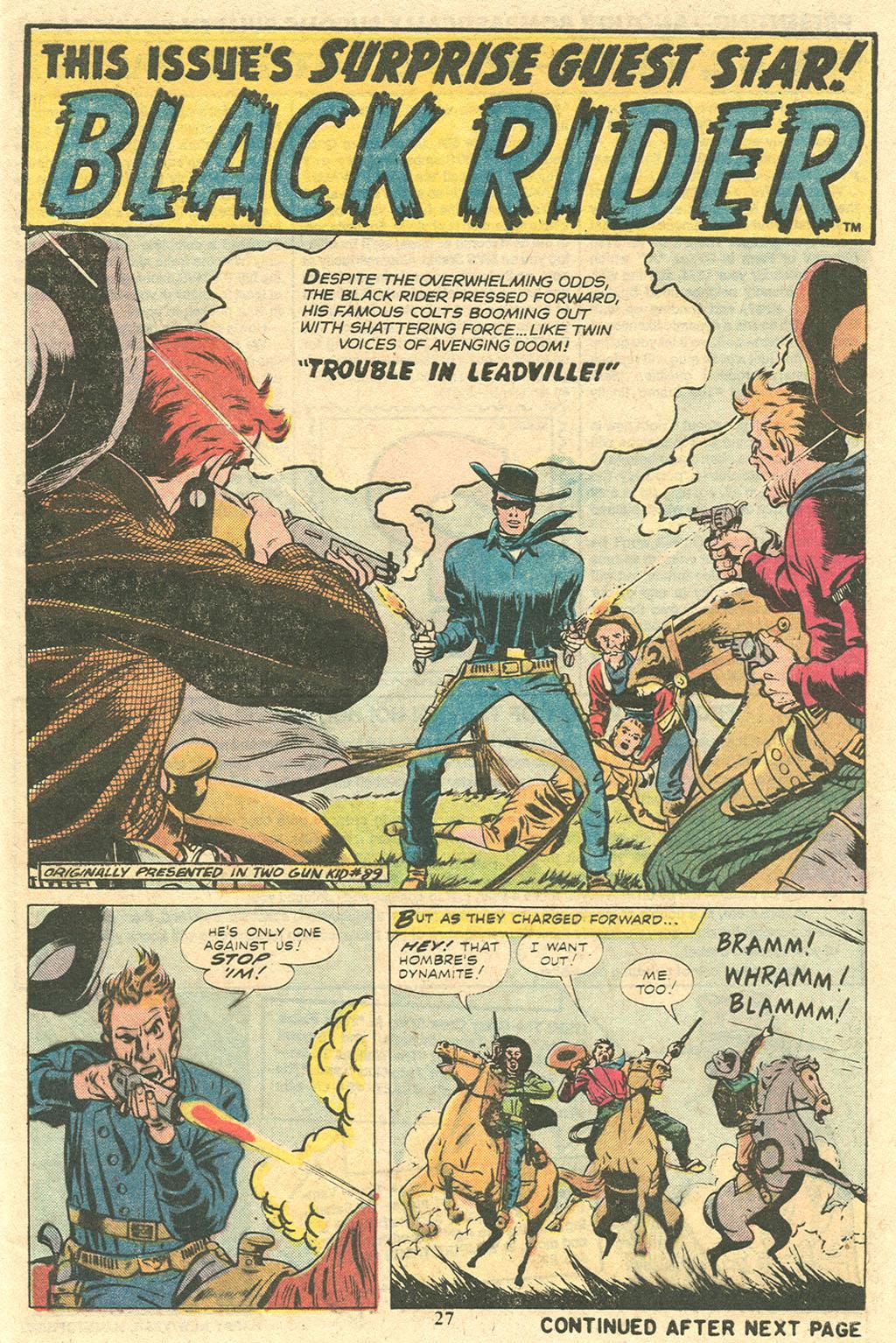 Read online Two-Gun Kid comic -  Issue #117 - 28