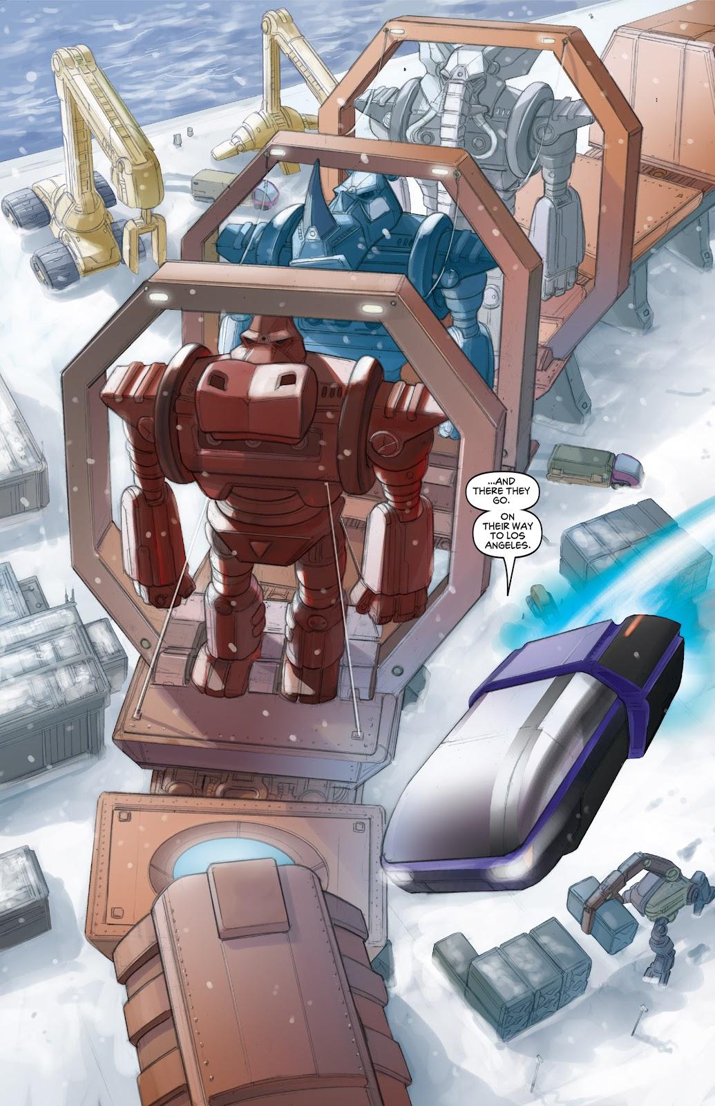 Read online Elephantmen 2261 Season Two: The Pentalion Job comic -  Issue # TPB - 26