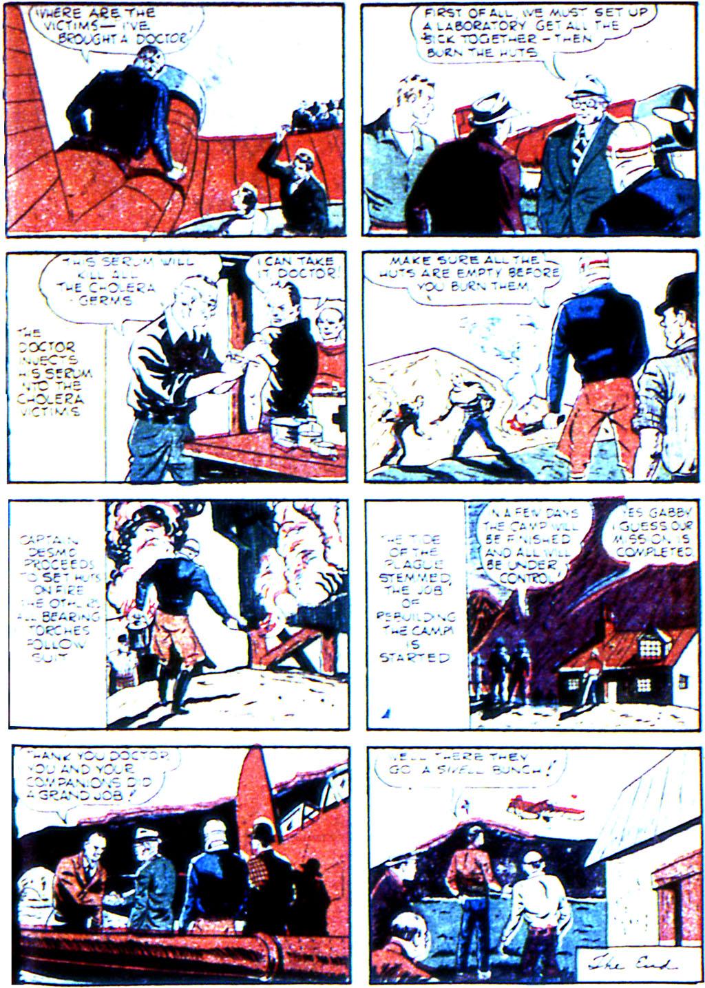 Read online Adventure Comics (1938) comic -  Issue #45 - 41