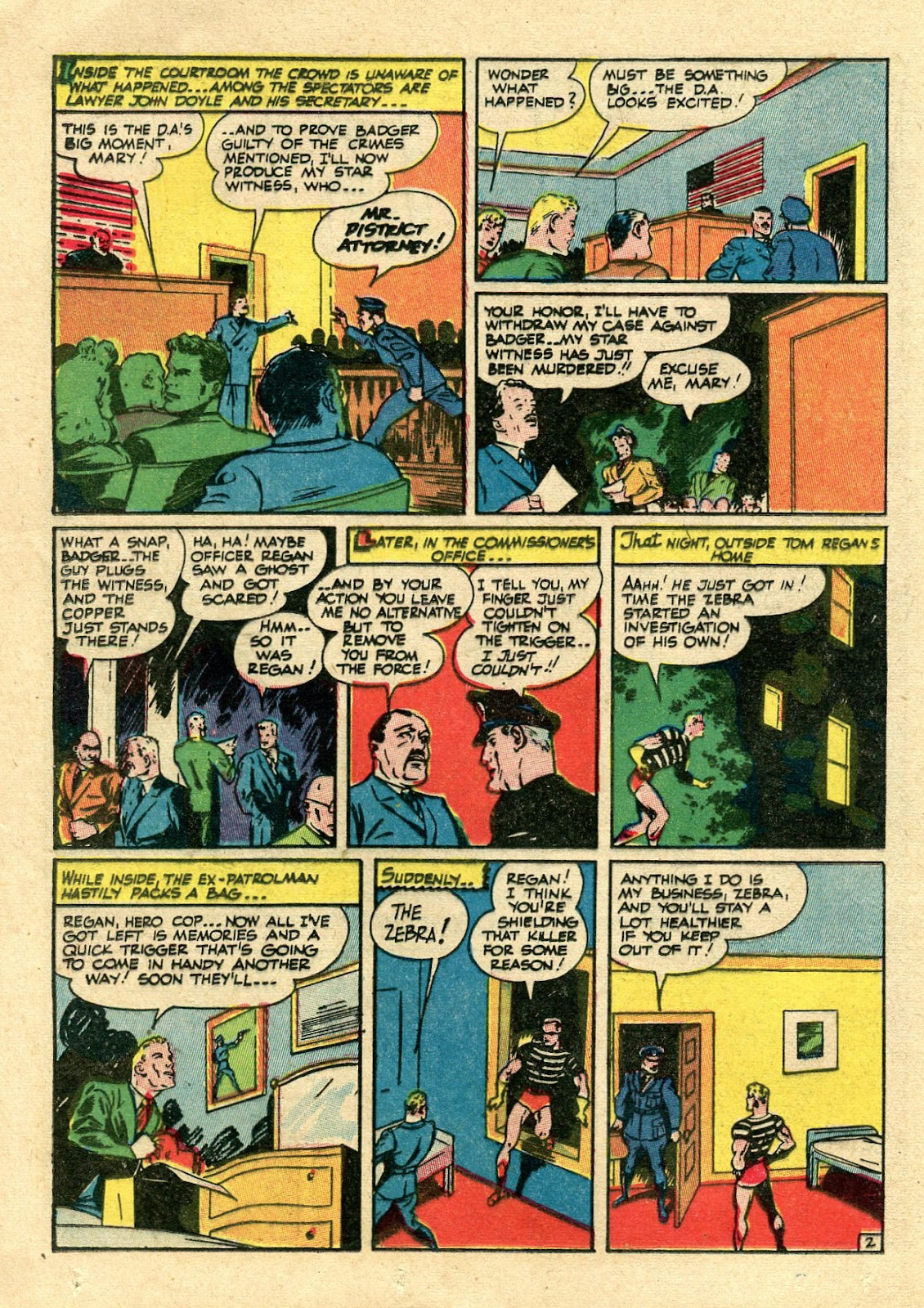 Green Hornet Comics issue 11 - Page 29