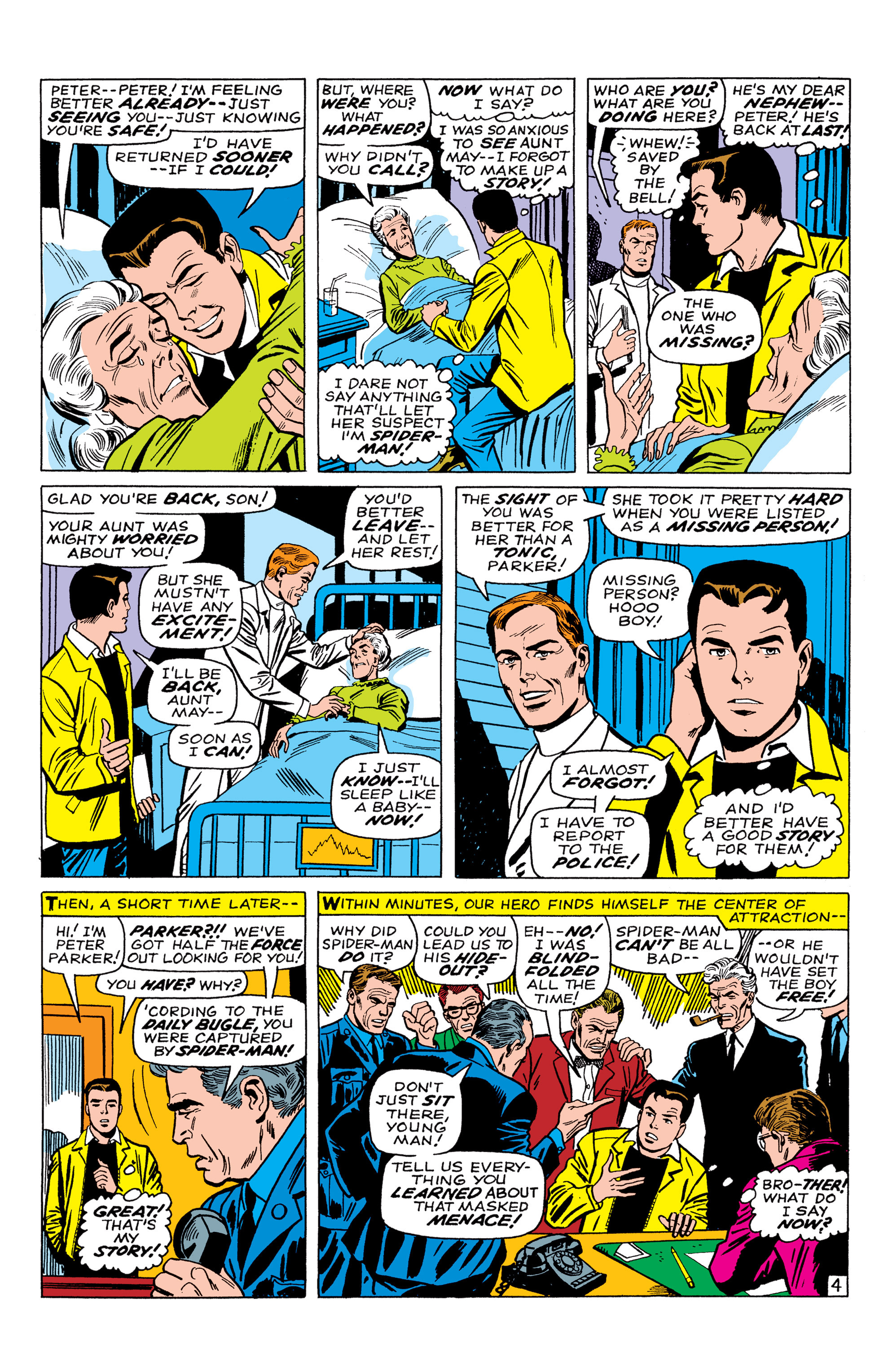 The Amazing Spider-Man (1963) 59 Page 4
