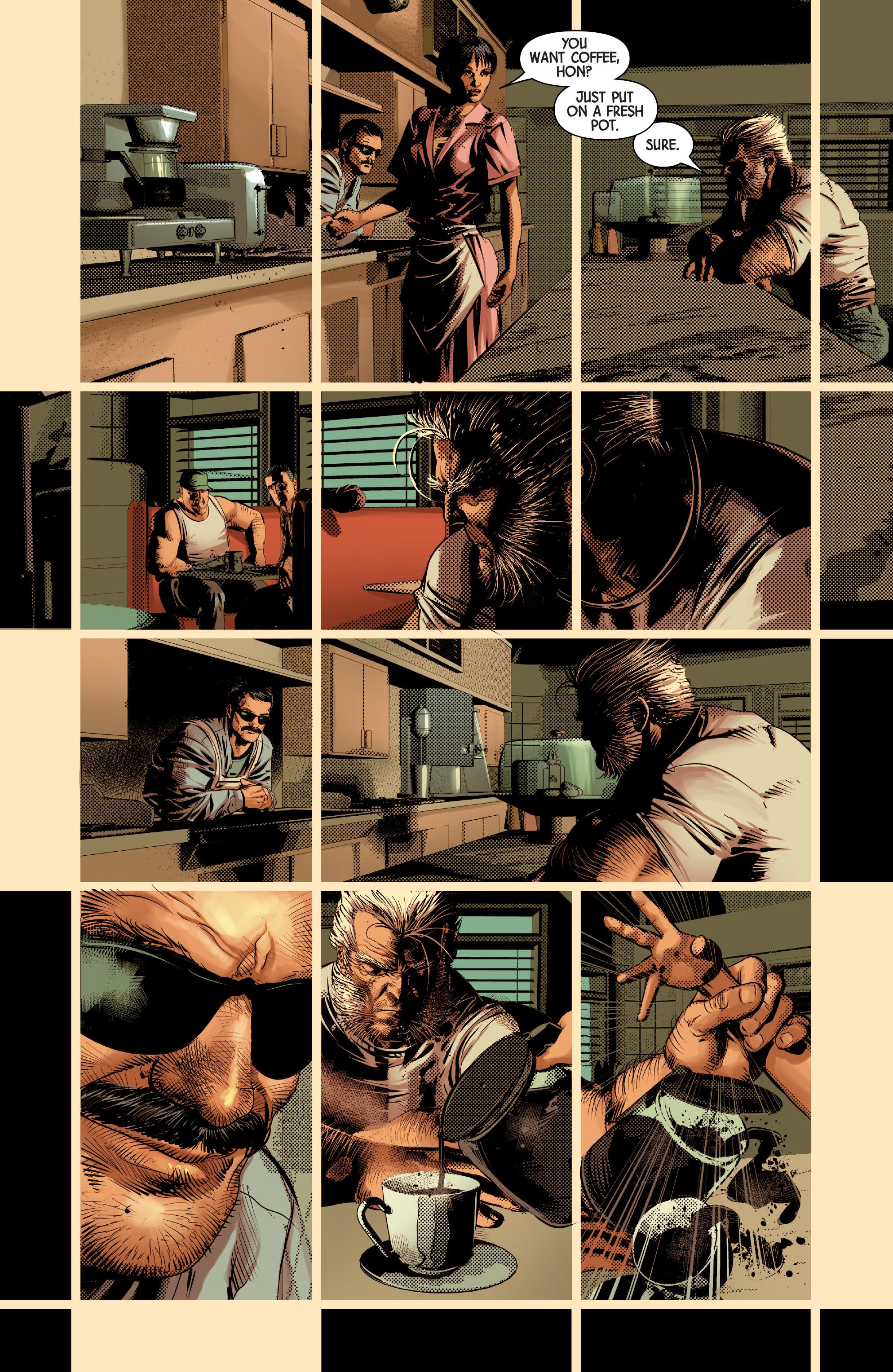 Read online Old Man Logan (2016) comic -  Issue #25 - 7