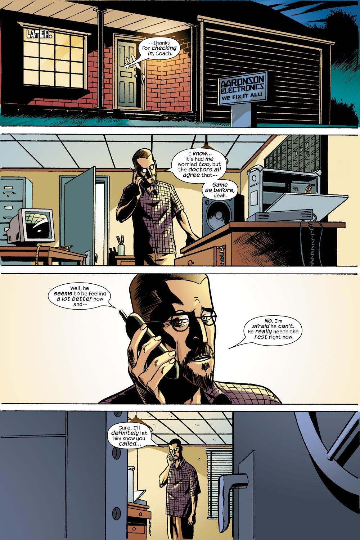 Read online Machine Teen comic -  Issue #1 - 22