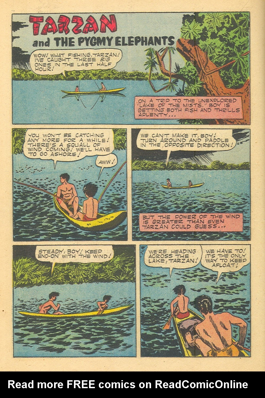 Tarzan (1948) issue 70 - Page 18