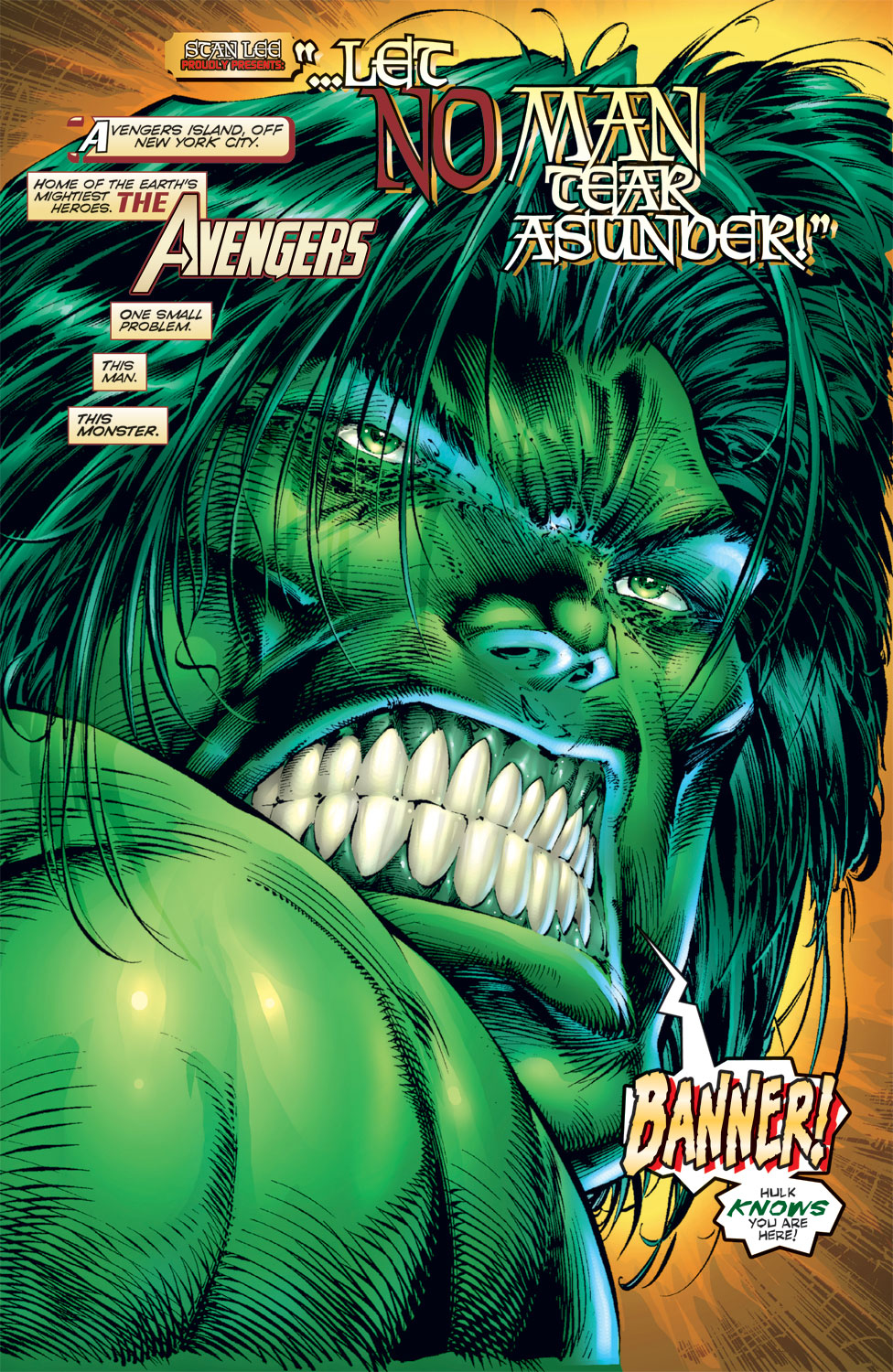 Read online Avengers (1996) comic -  Issue #5 - 2